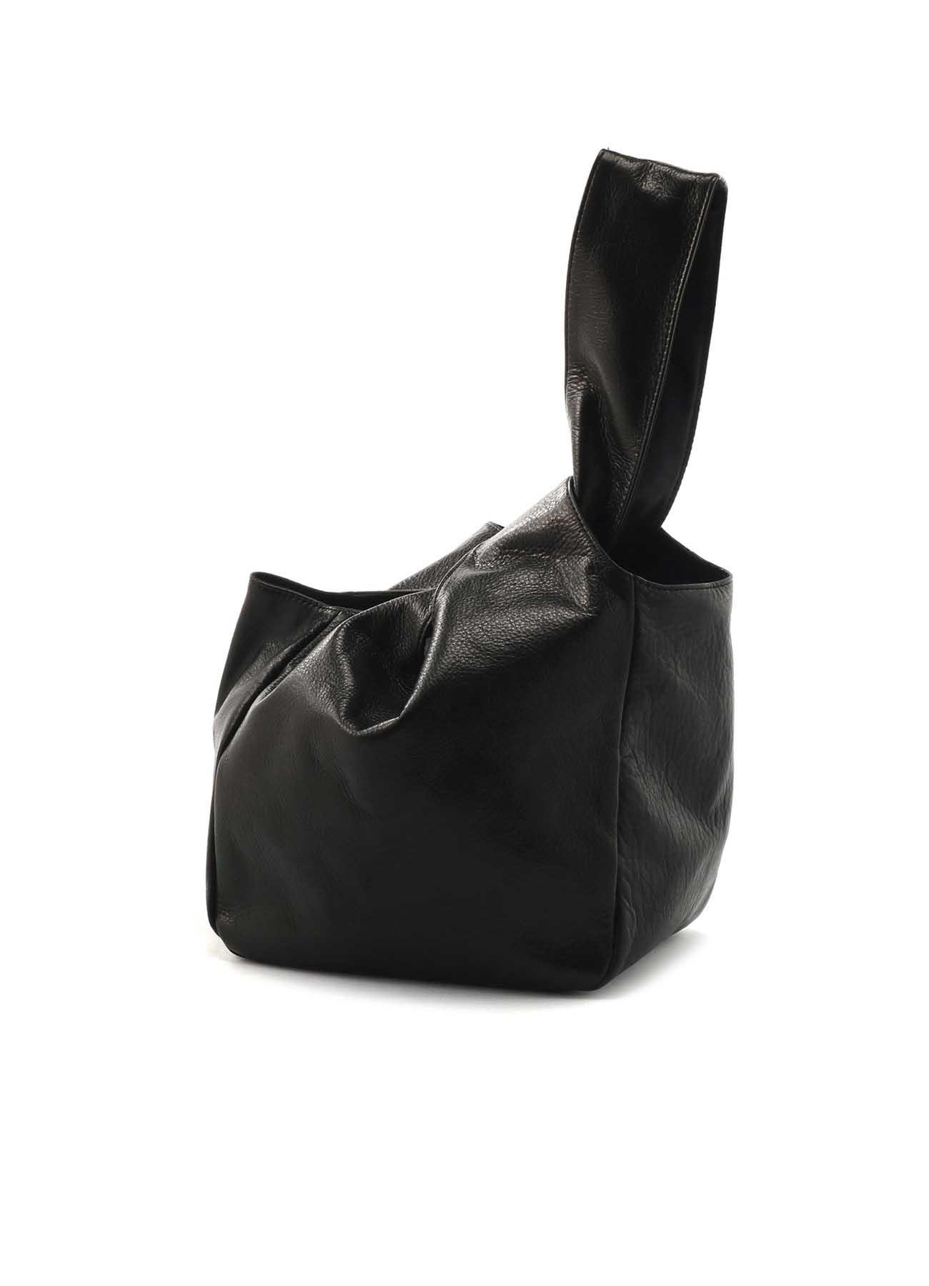 柔软皮革单手小包