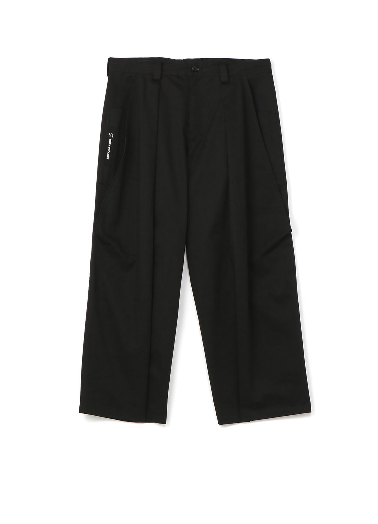 BORN PRODUCT 口袋宽裤