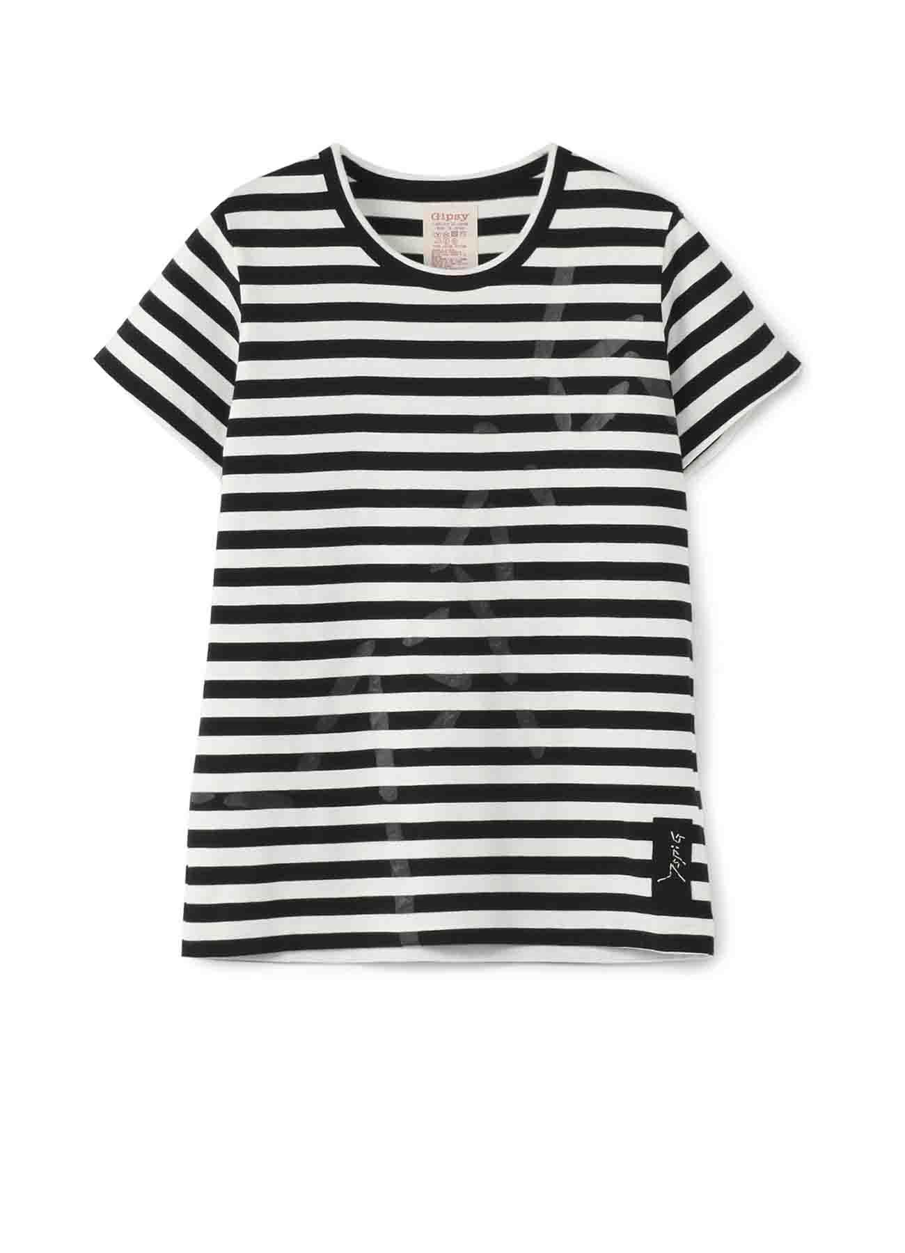 Gipsy WAX印花半袖T恤