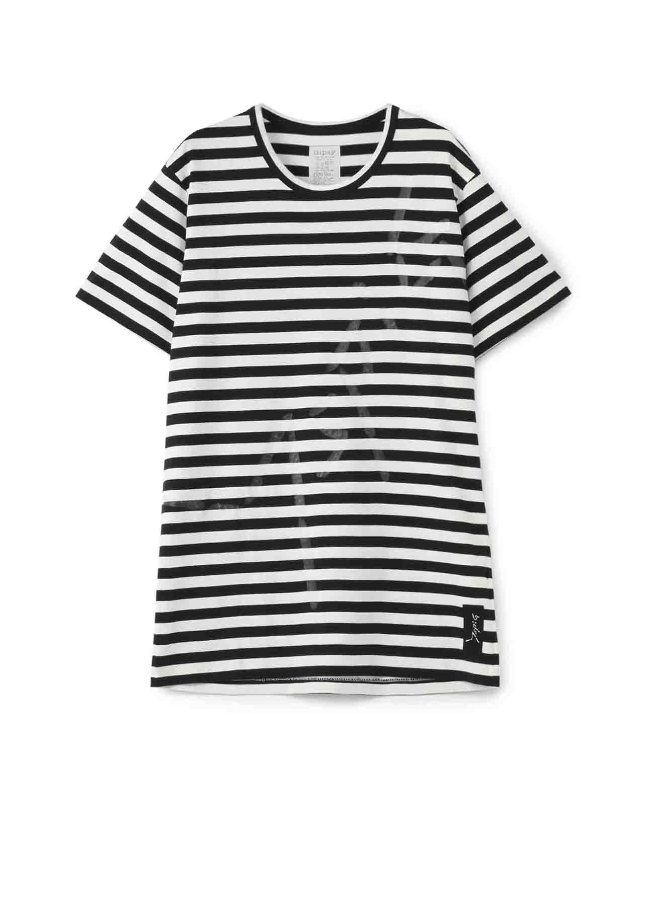 Gipsy WAX印花半袖T恤-宽松版
