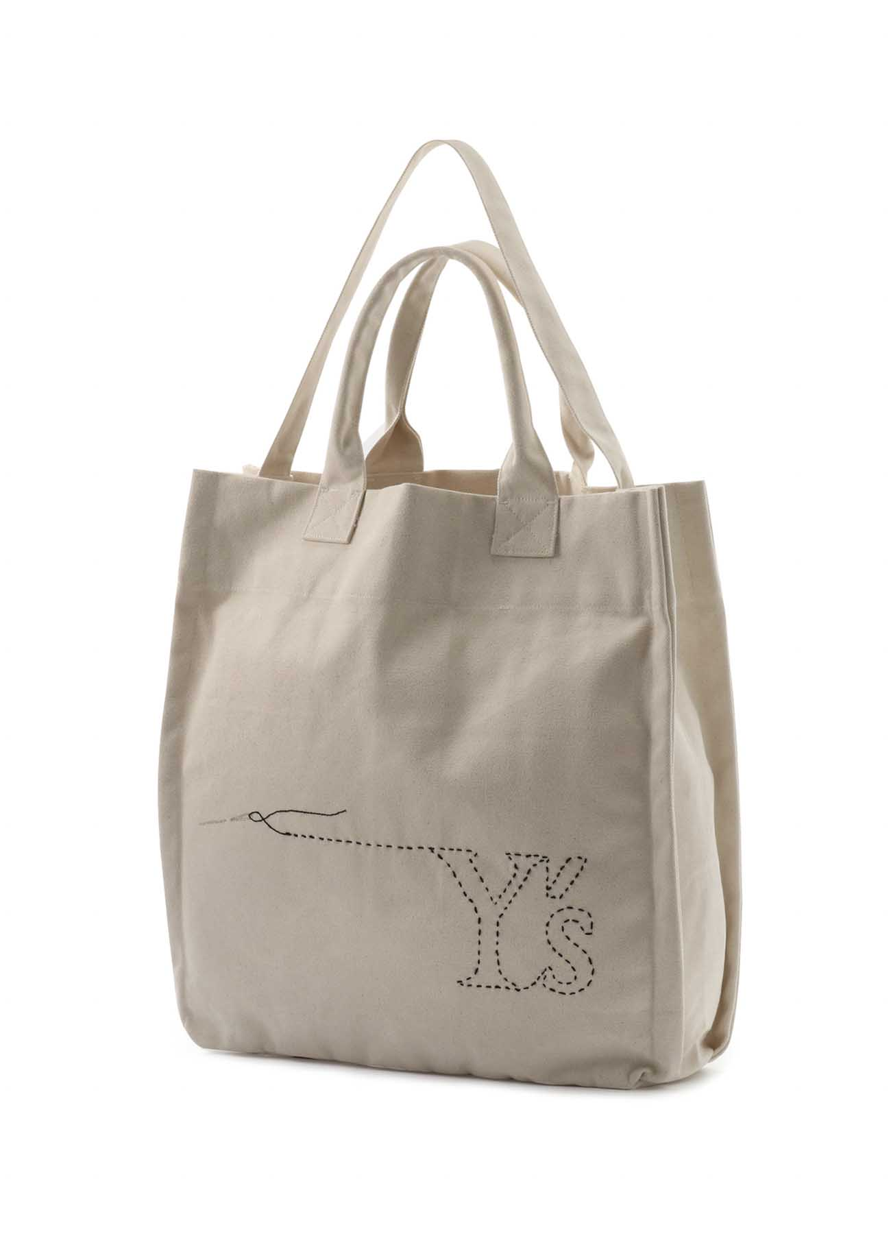 棉帆布Y的刺绣包