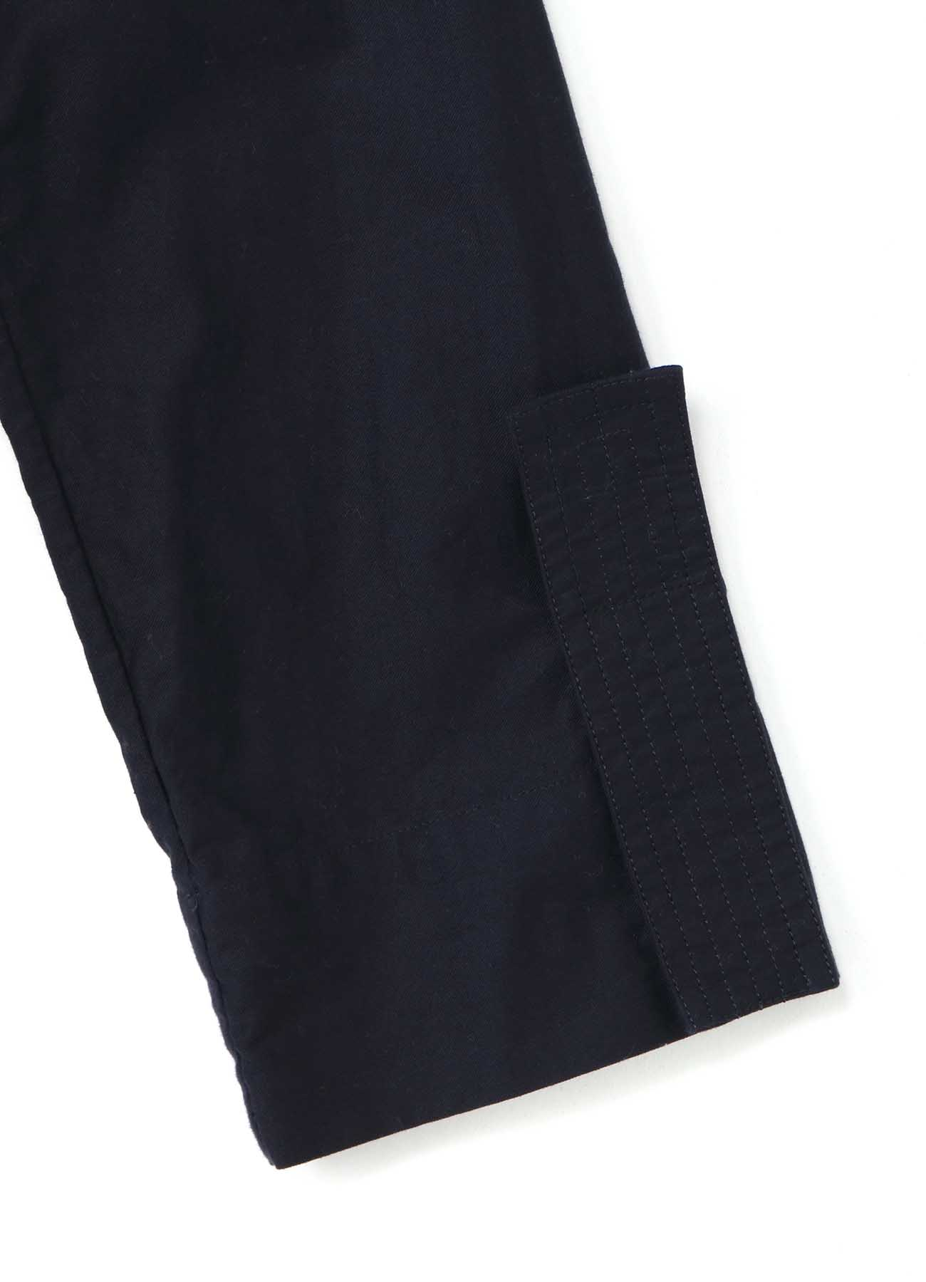 Y's BANG ON!No.120 China-shirts Cotton twill
