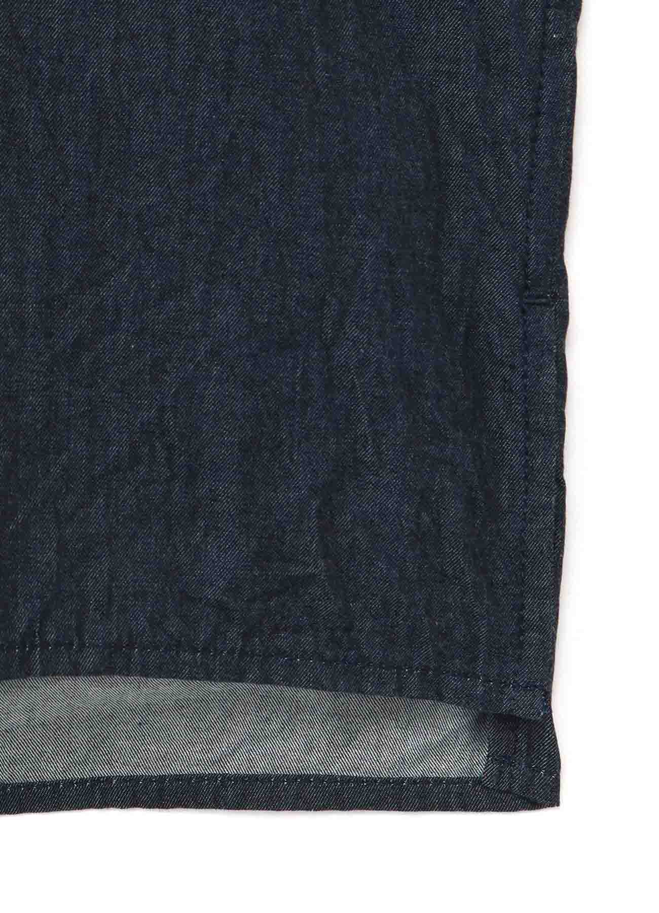 Y's BANG ON!No.121 Western style-shirts Light ounces denim