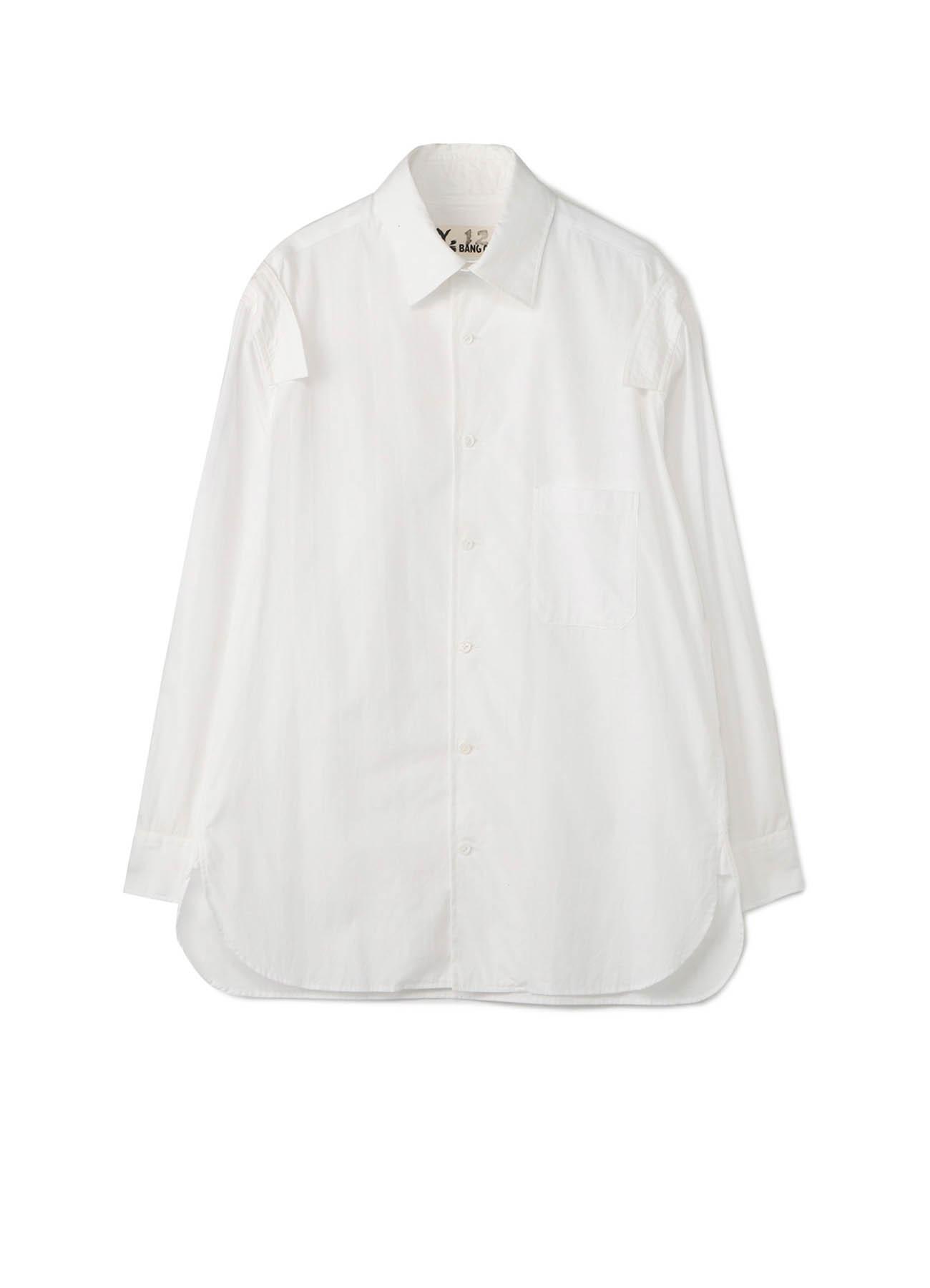 Y's BANG ON!No.122 Stitch tab-shirts Cotton broad
