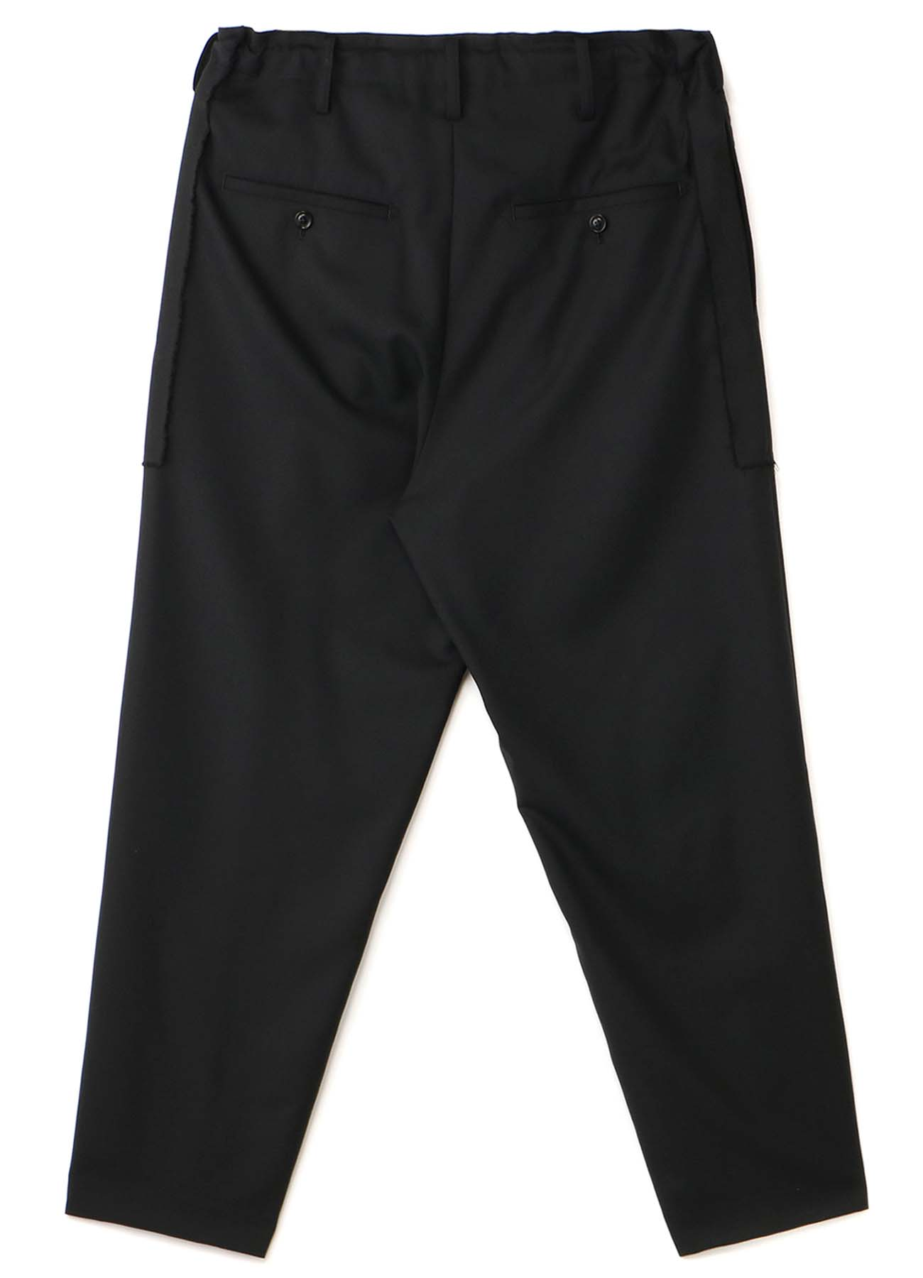 Y's BANG ON!No.128 Western style-pants Wool tropical