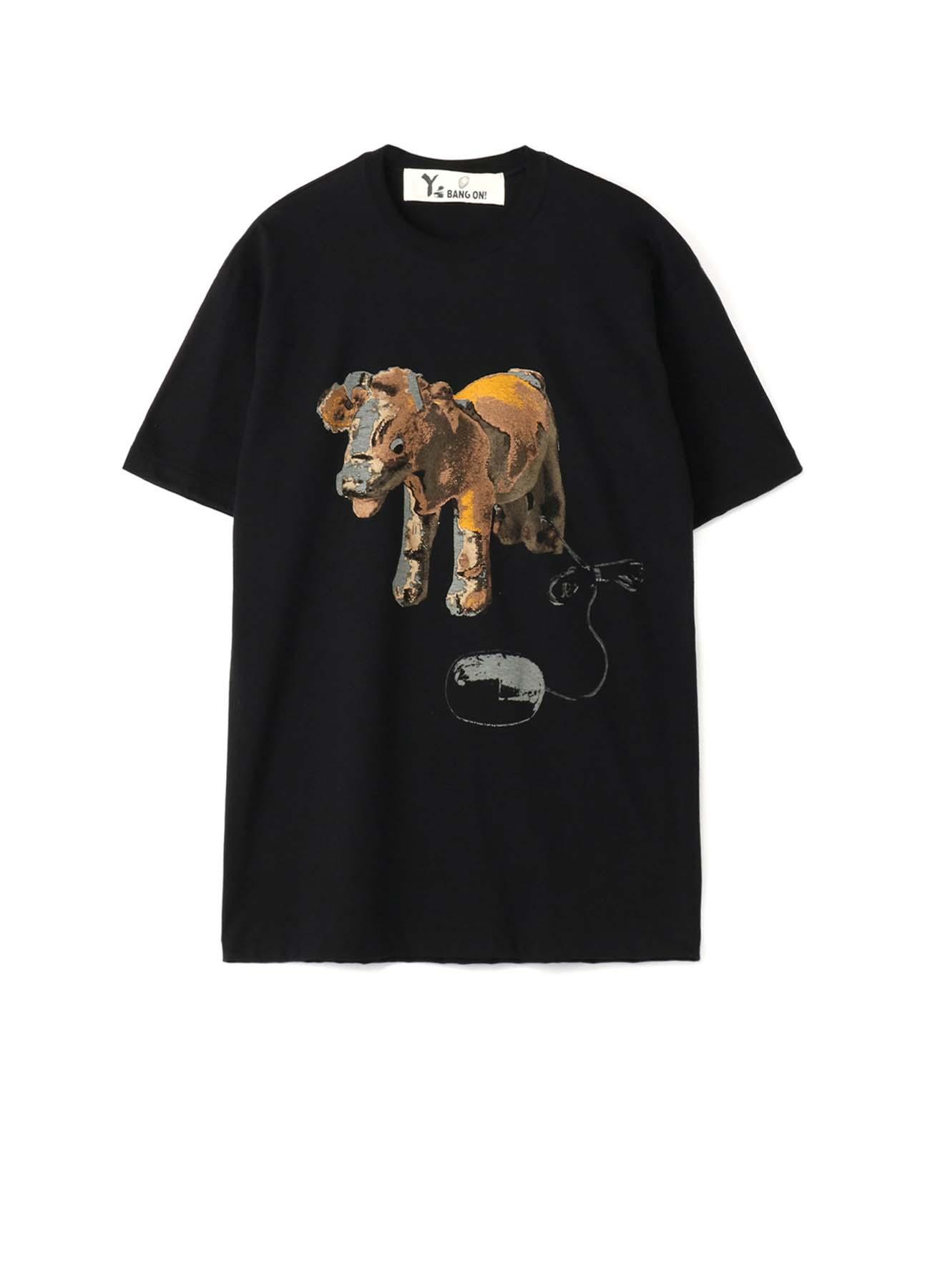 Y's BANG ON!  USHI T-shirts