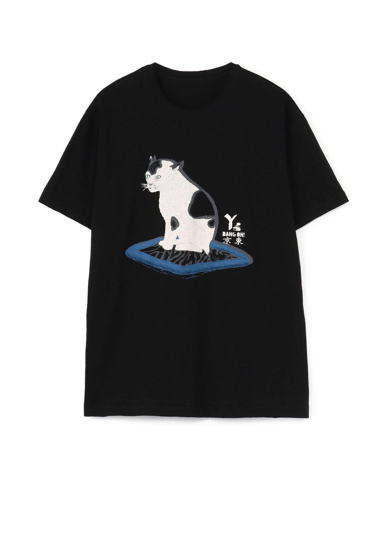 BANG ON!TOKYO  NEKO-Tshirts 青