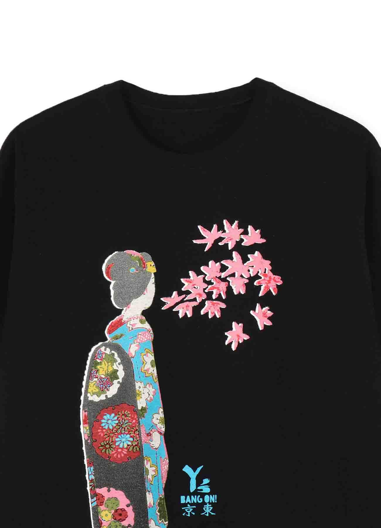 BANG ON!TOKYO  GEISHA-Tshirts 青