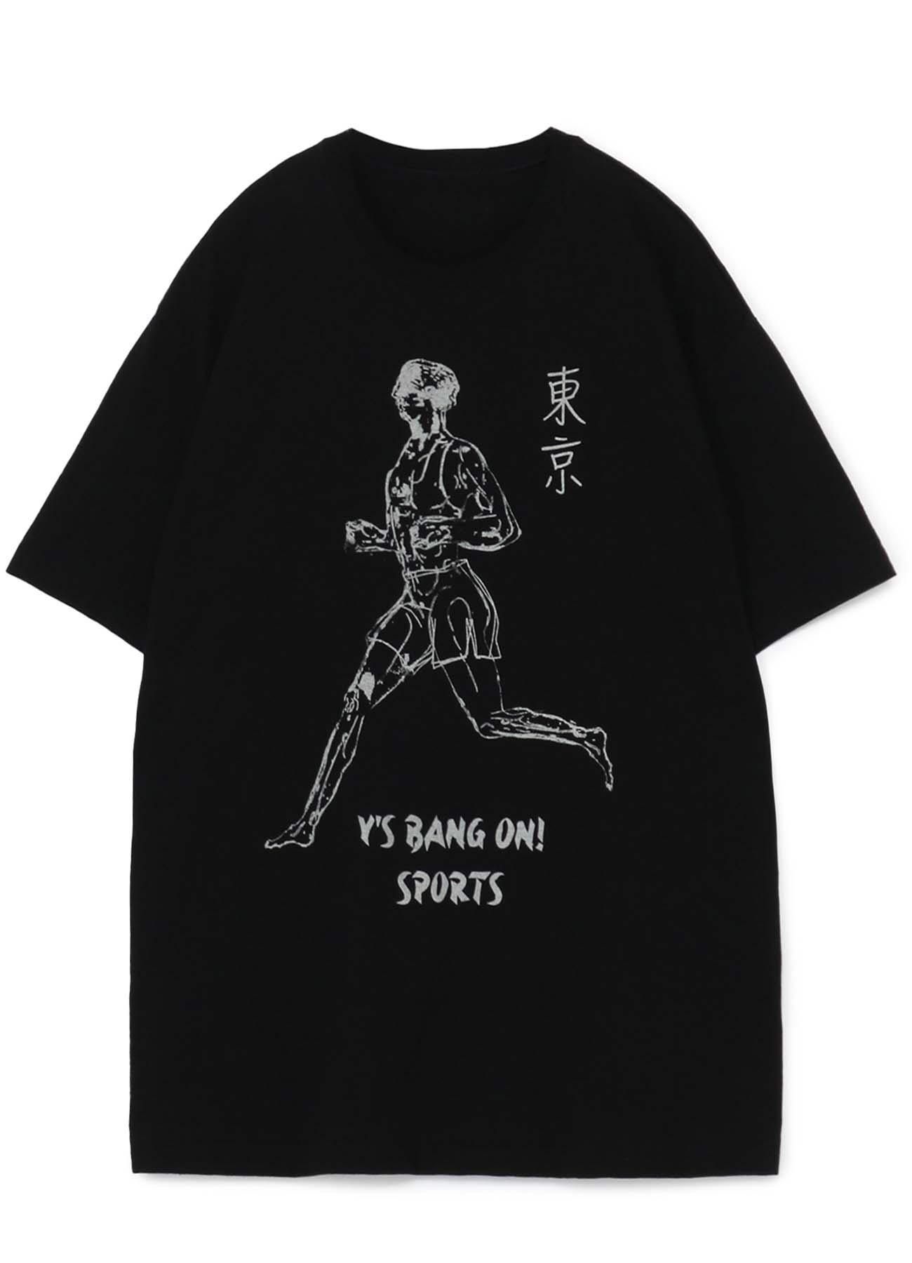 BANG ON!TOKYO  Y's BANG ON!SPORTS T-shirts