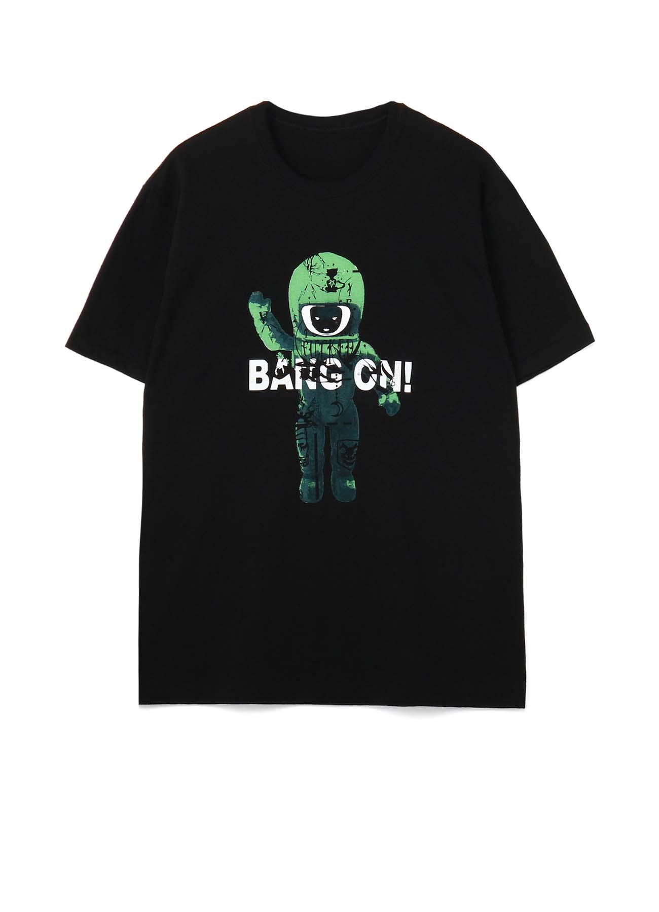 Y's BANG ON! Astronaut-Tshirts