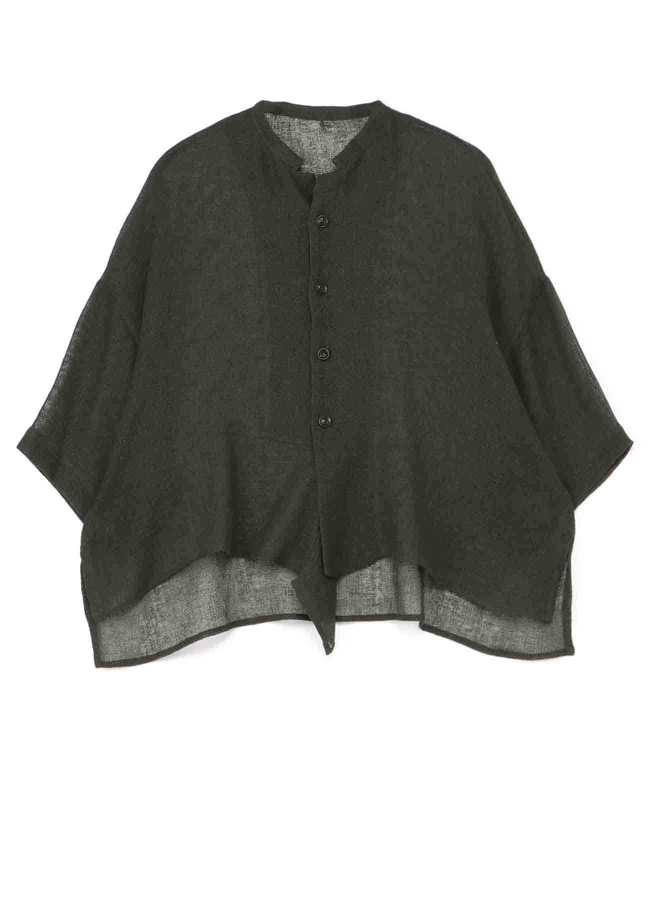 LENO CLOTH BOX SHIRT