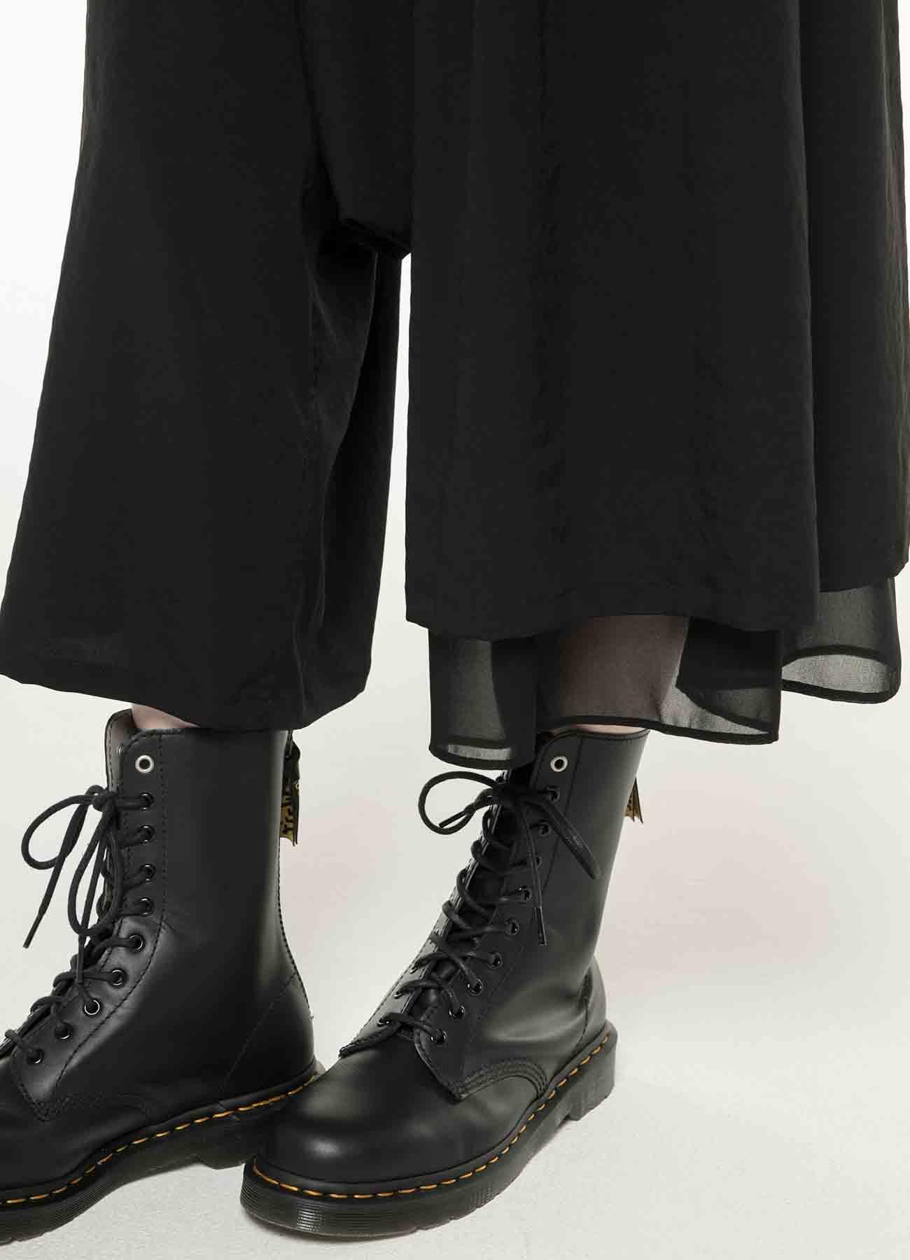 DECYNE ASYMMETRY PANTS