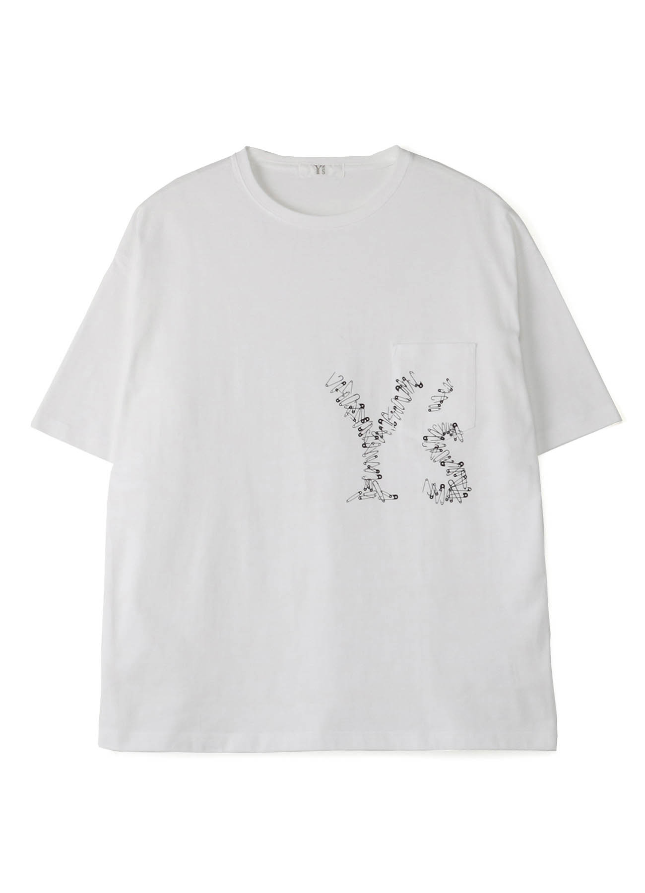 【Online Limited product】 Y's Pin T-shirt