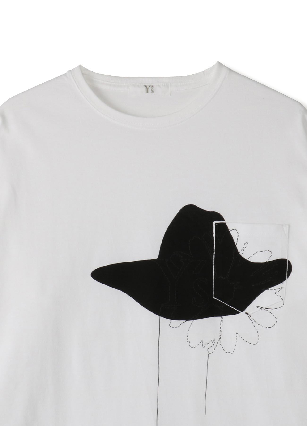 -Online EXCLUSIVE- Y's Flour T-shirt