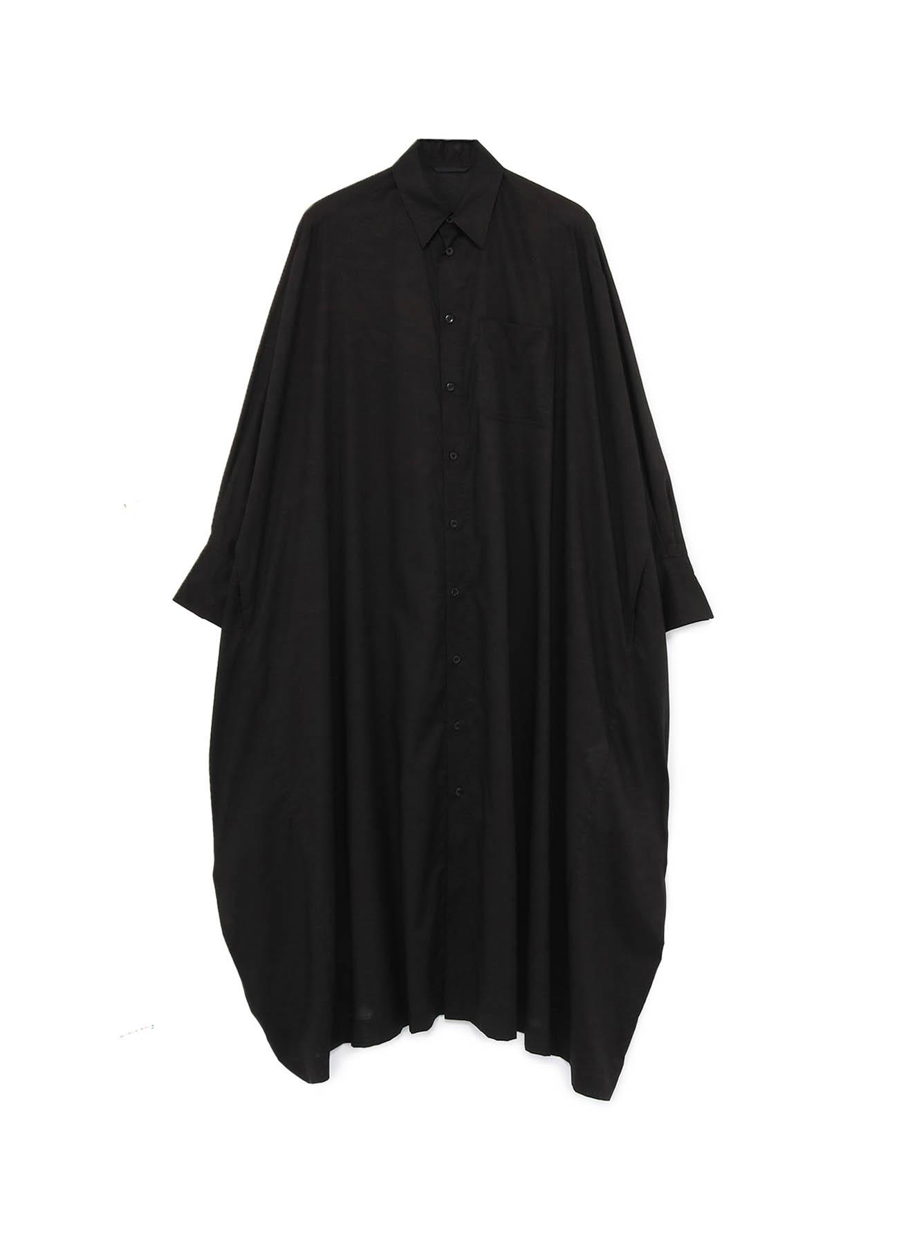 LAWN BIG SHIRT DRESS