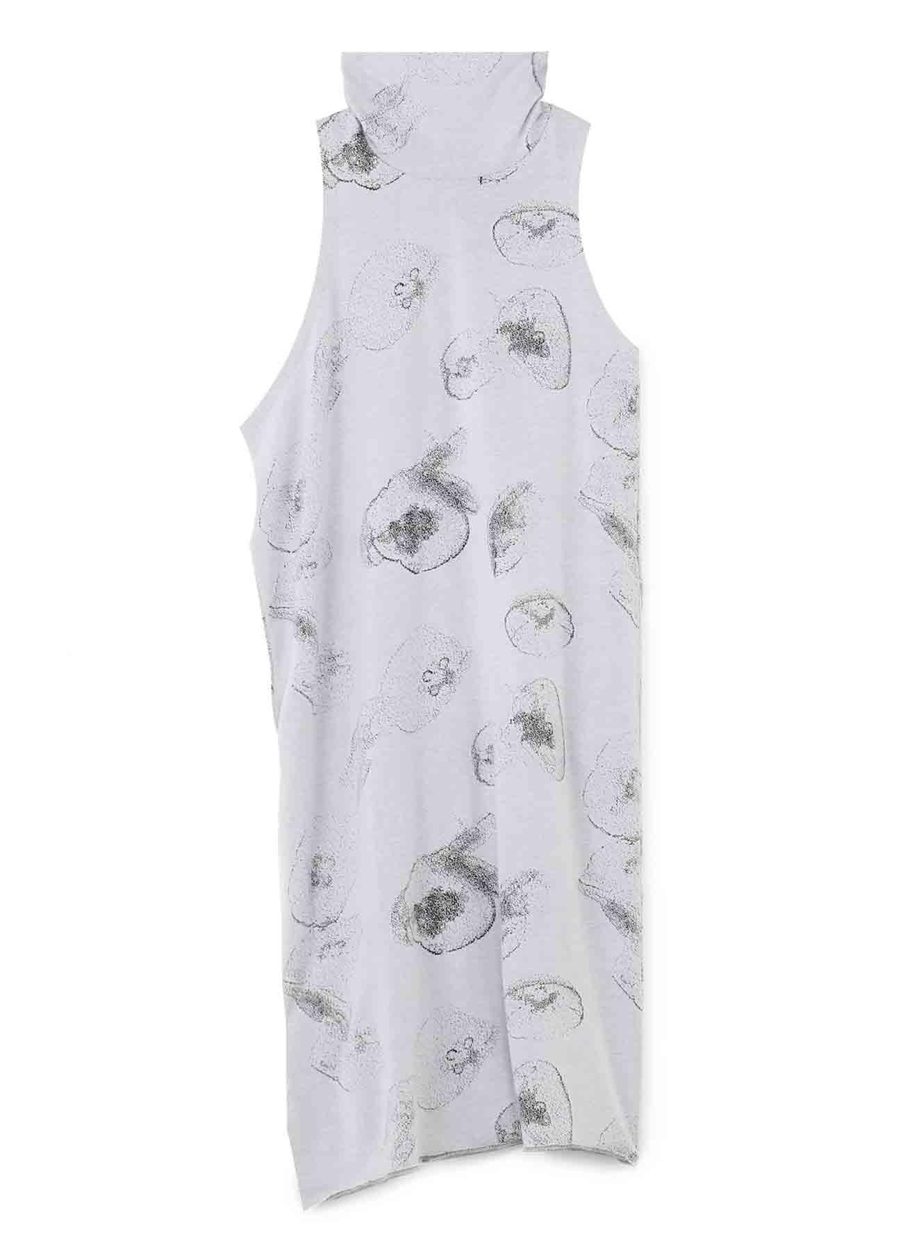 JELLYFISH JQ HIGH NECK SLEEVELESS DRESS
