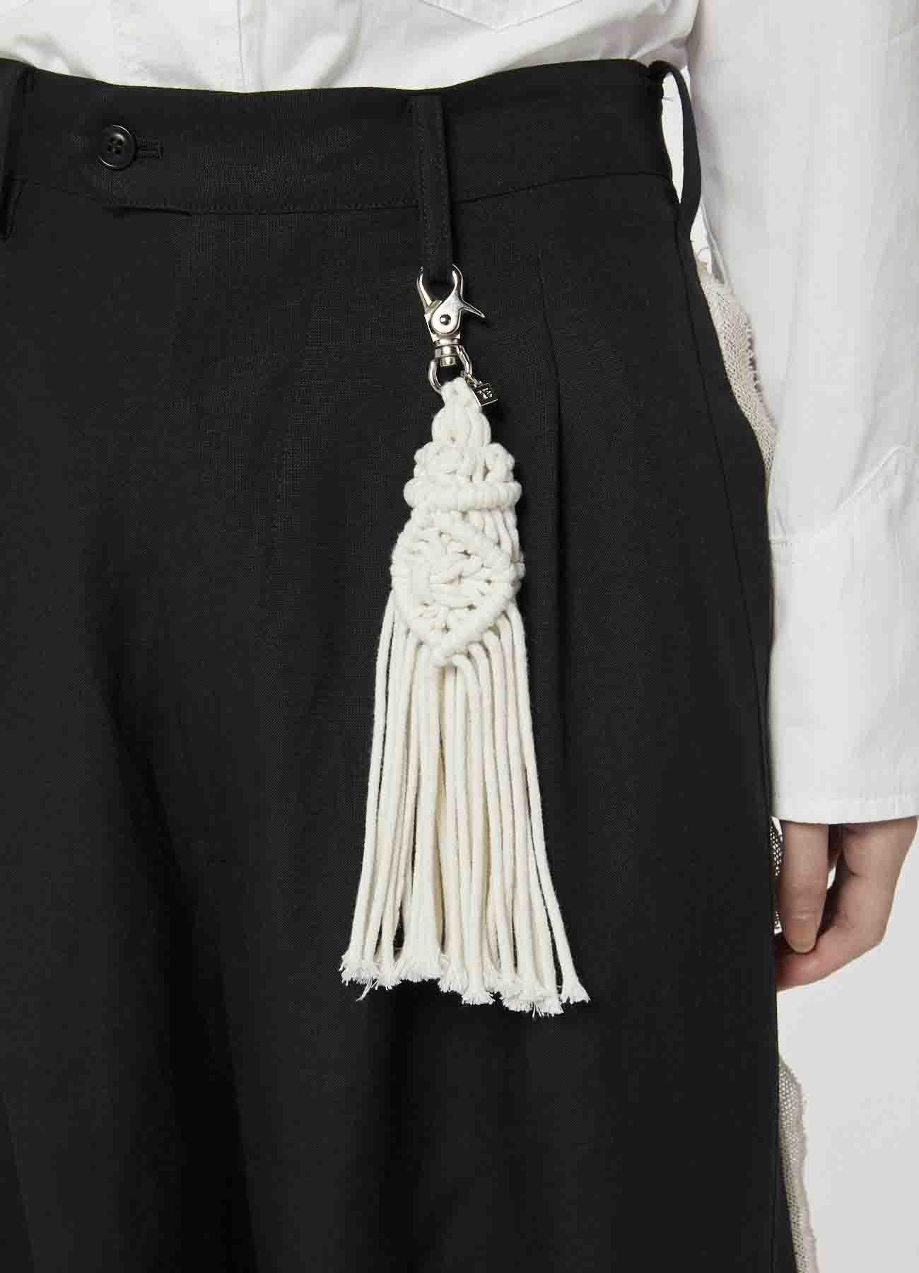 编织流苏装饰链