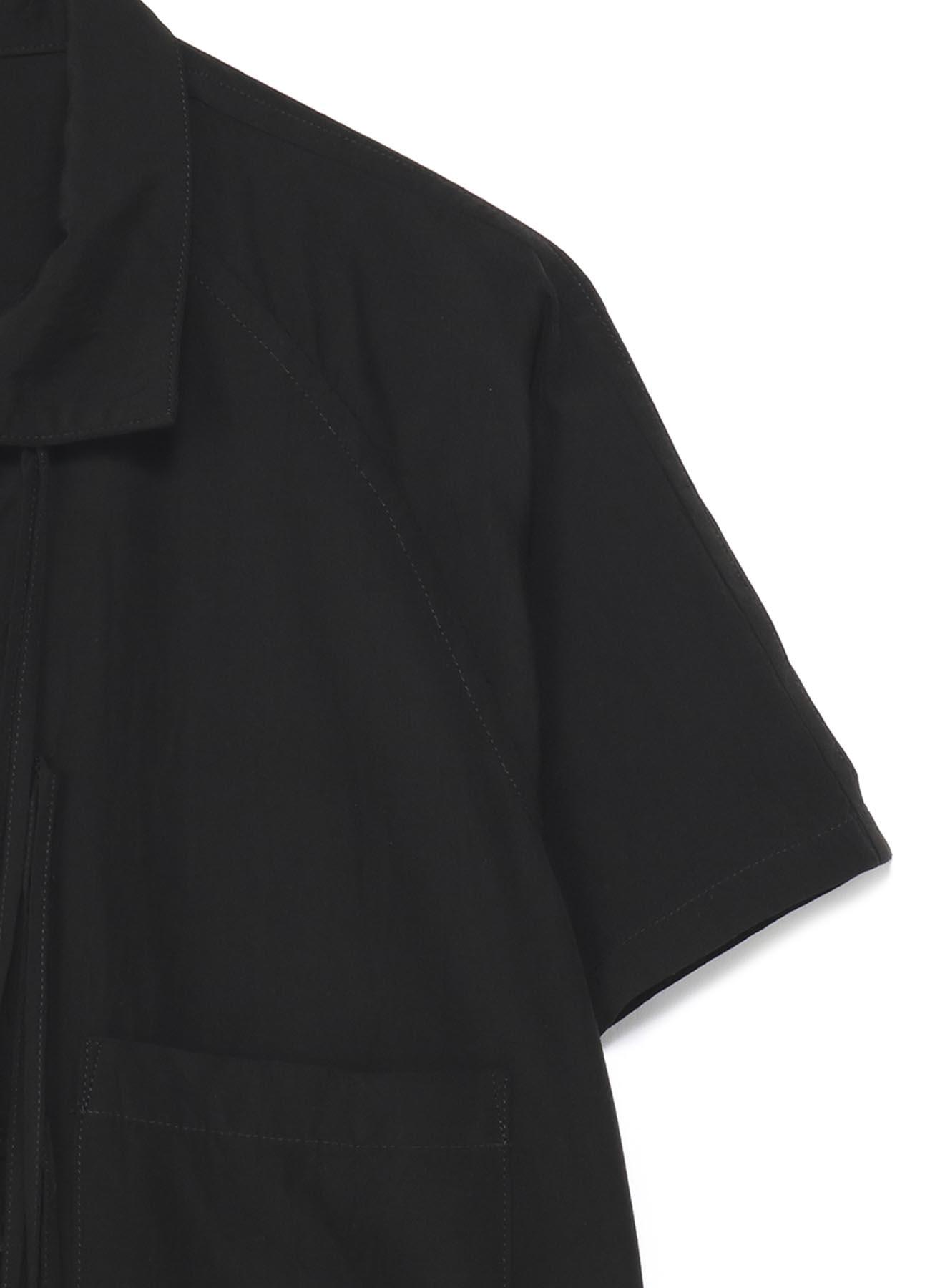 复古风情中式盘扣短袖上衣