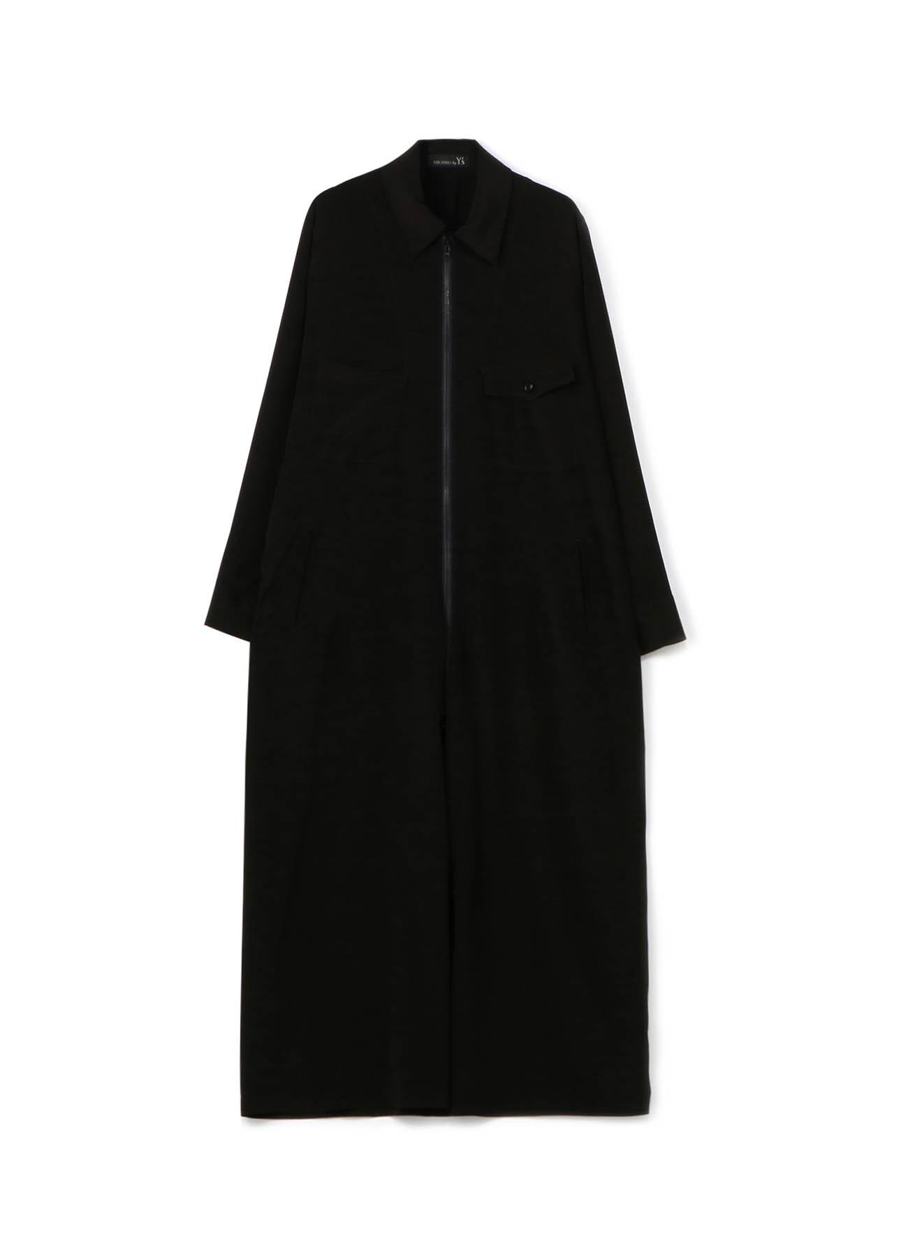 MICHIKObyY's 薄デシン つなぎドレス