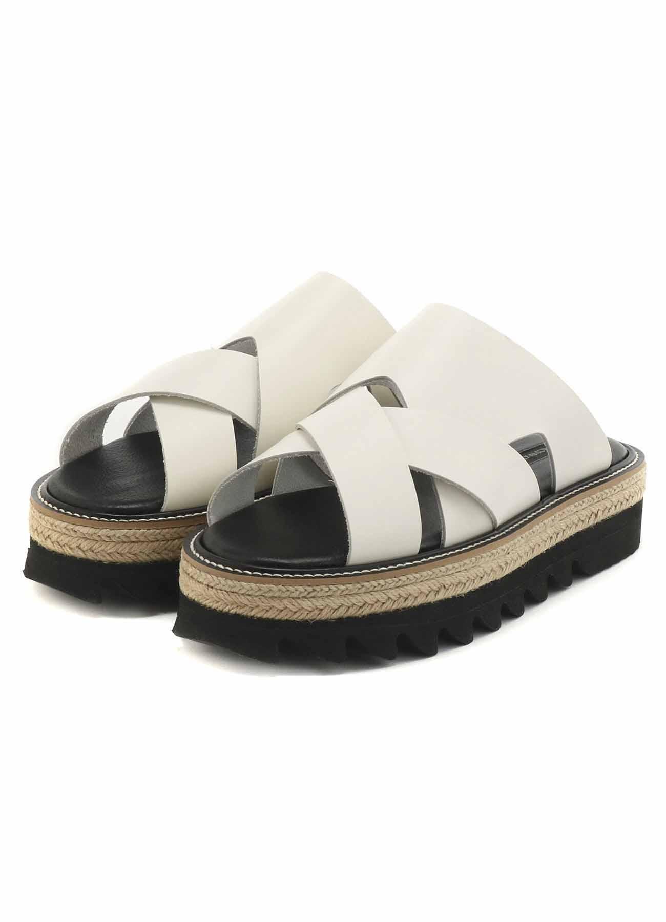 KAYONAKAMURAbyY's  厚底凉拖鞋