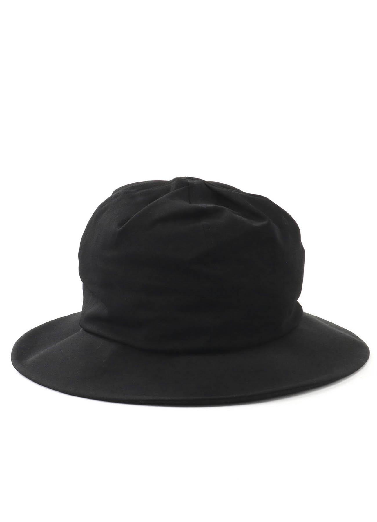 褶皱华达呢礼帽