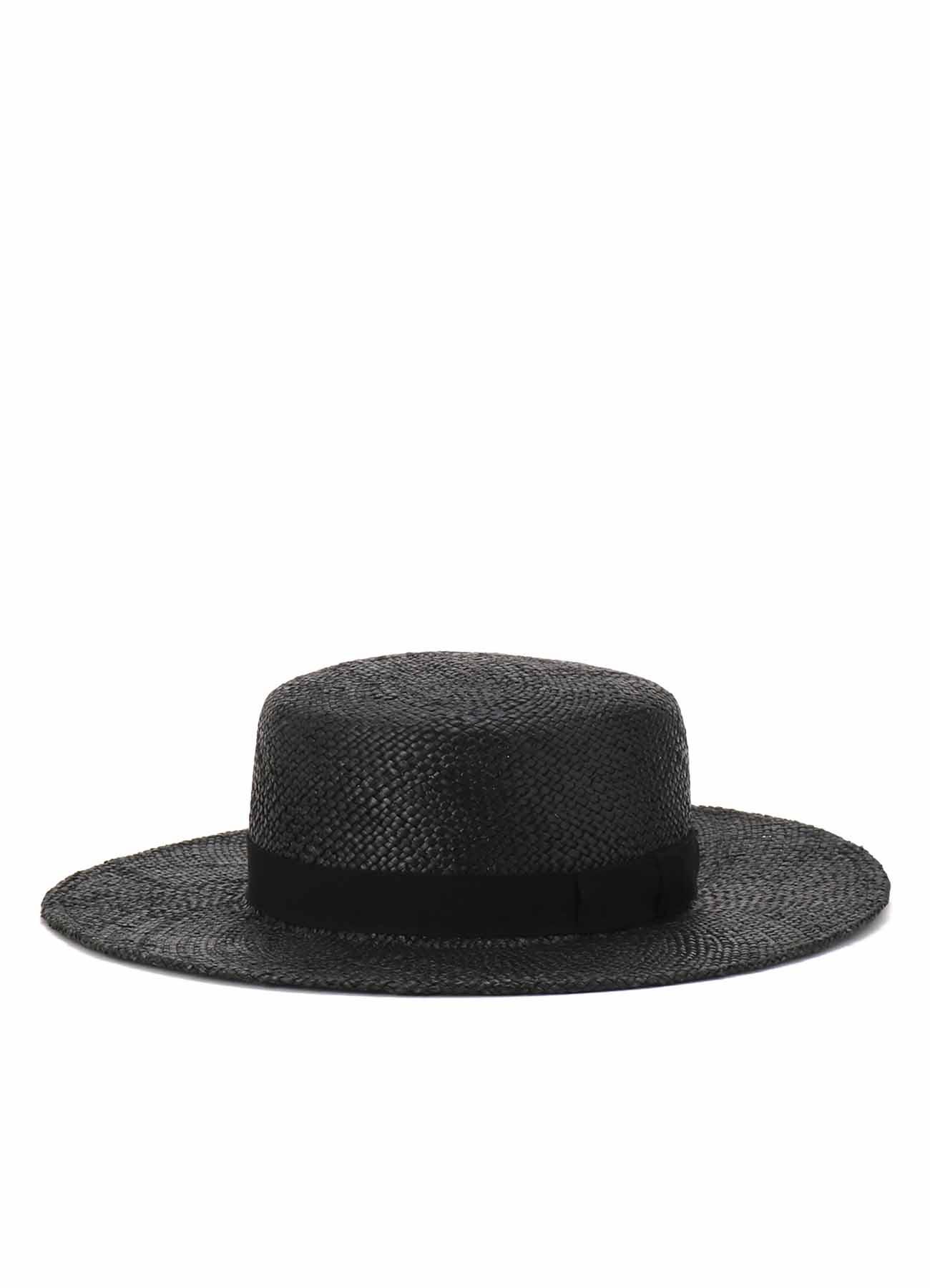麻帽体 カンカン帽