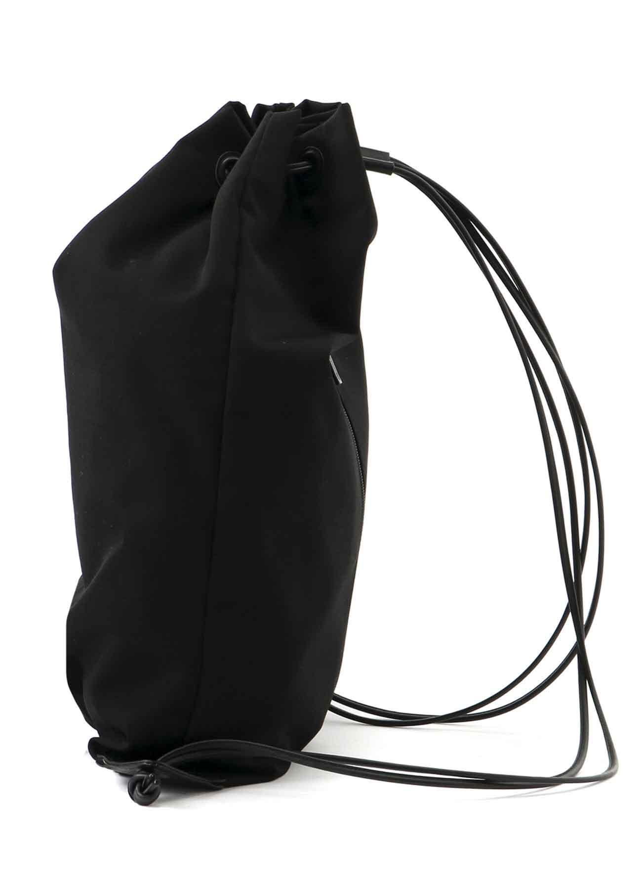 羊毛抽绳背包