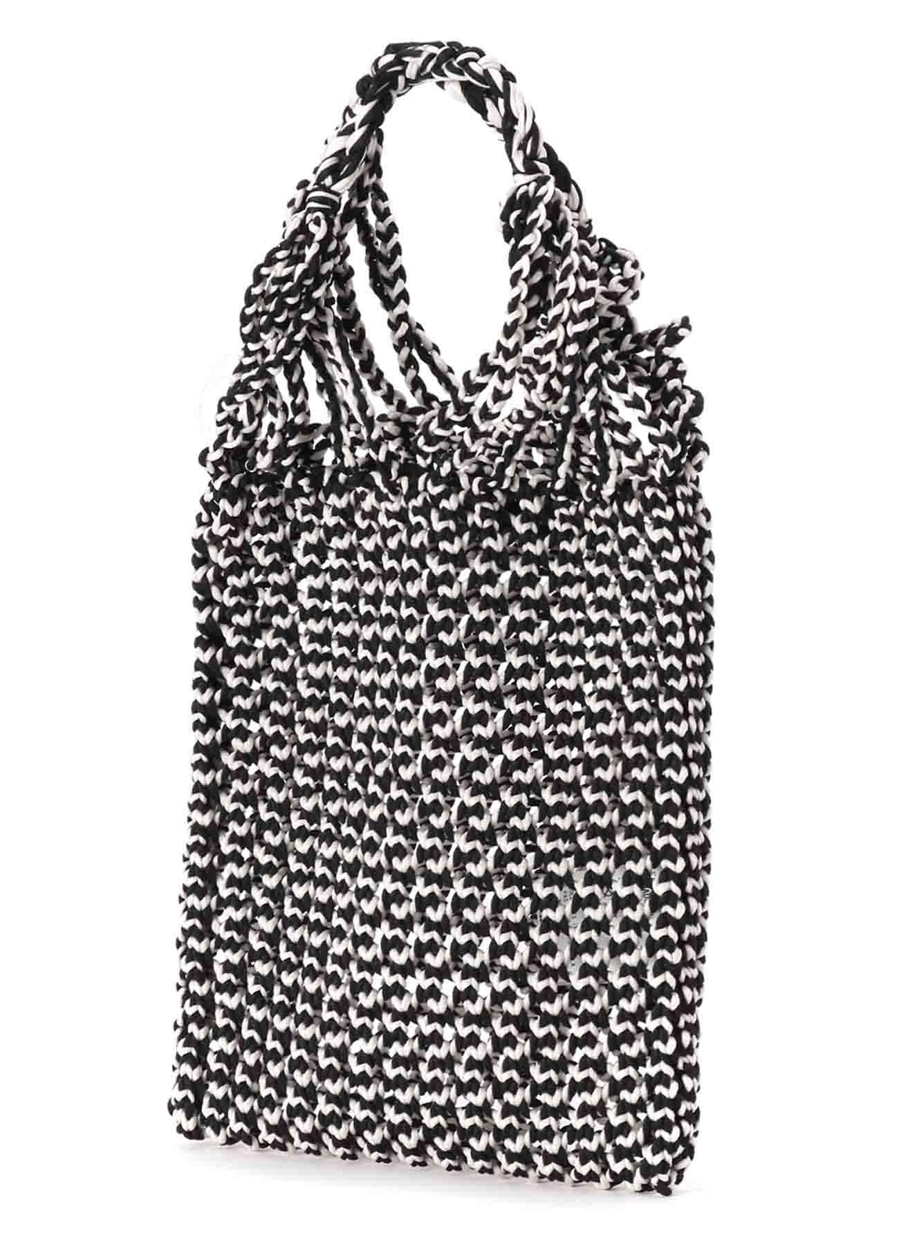 Spark涤纶手工编织手袋
