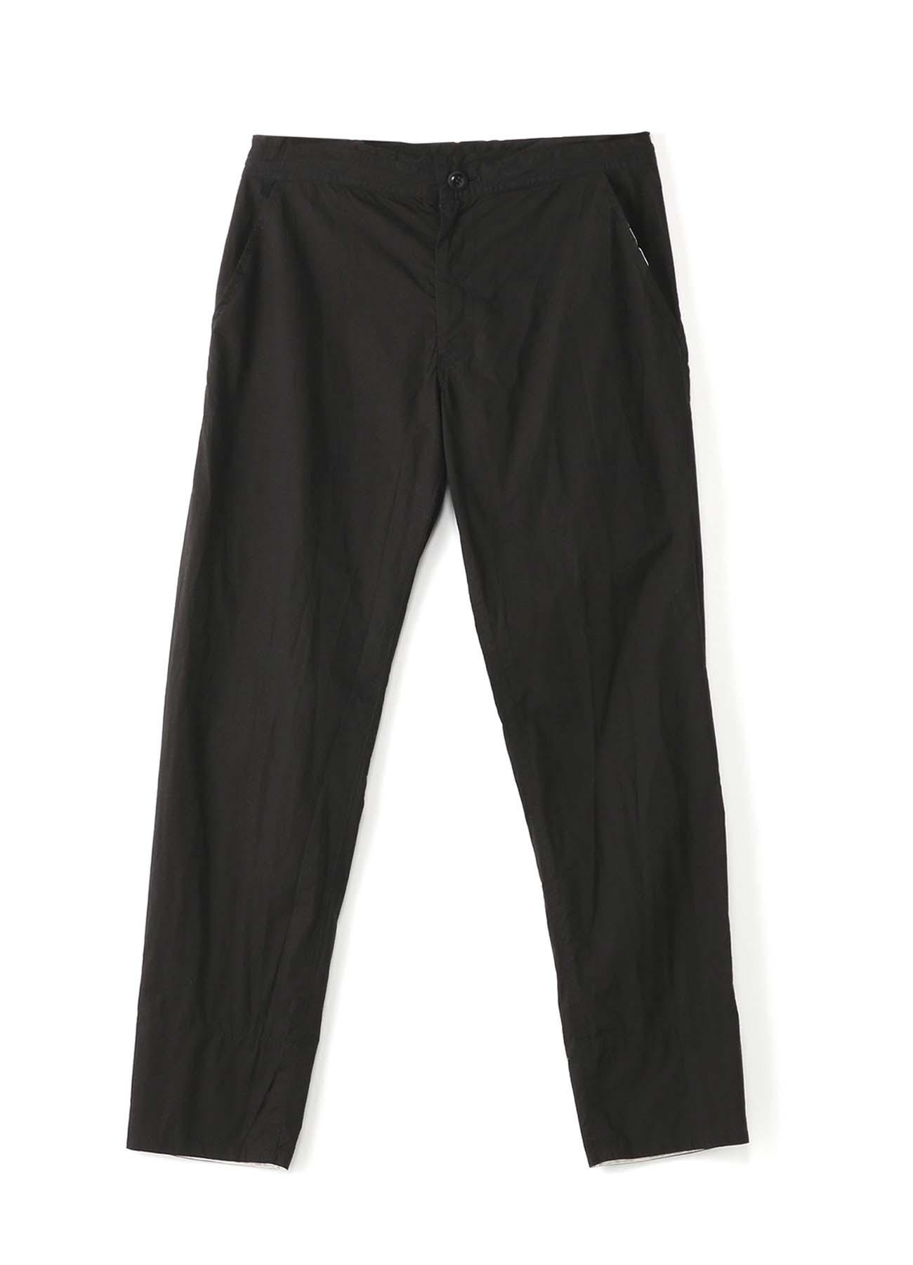 纯棉锥形裤