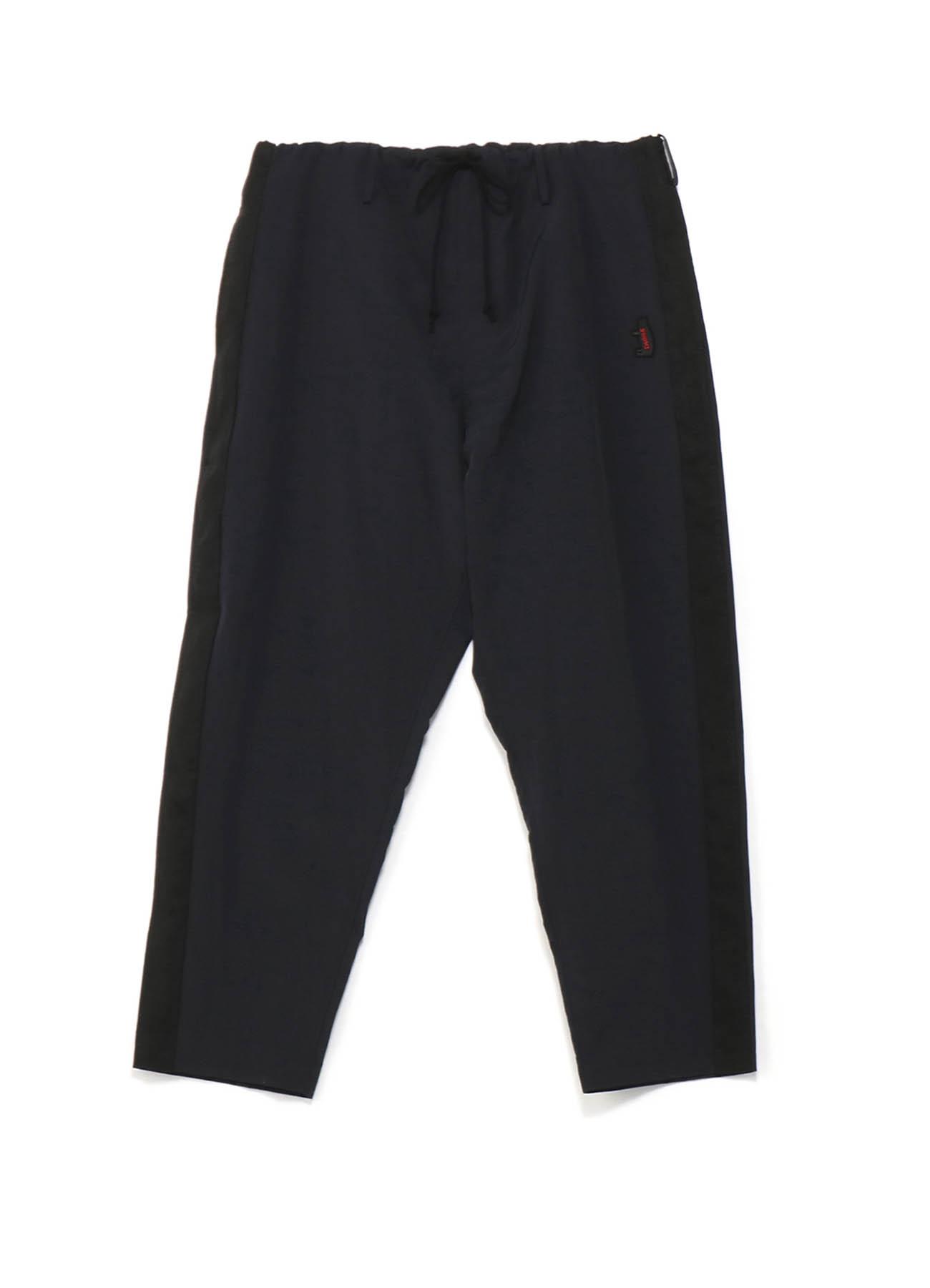 Gipsy 抽绳条纹直筒裤