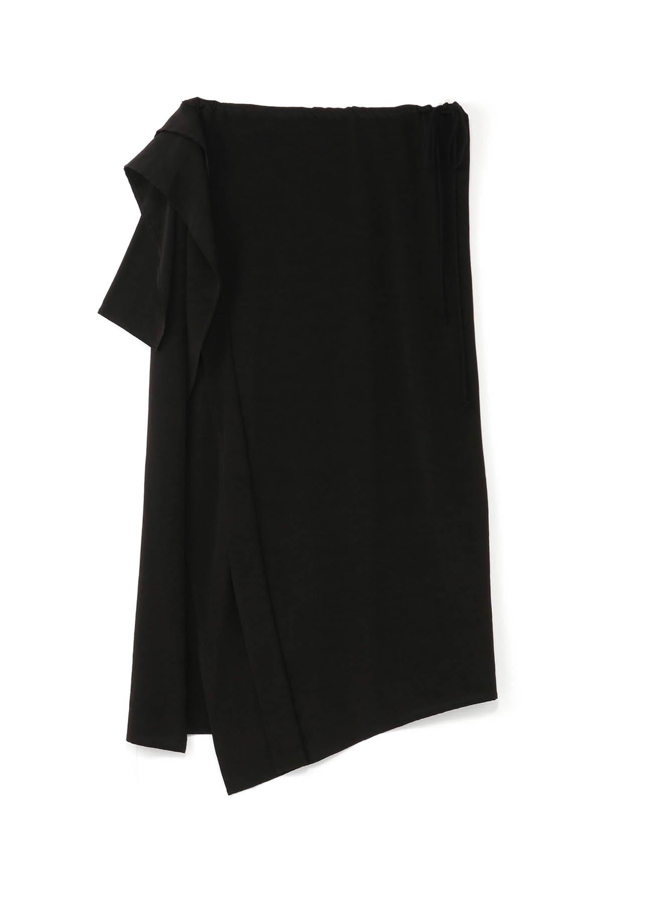 MICHIKObyY's 薄デシン 重ねスリットスカート