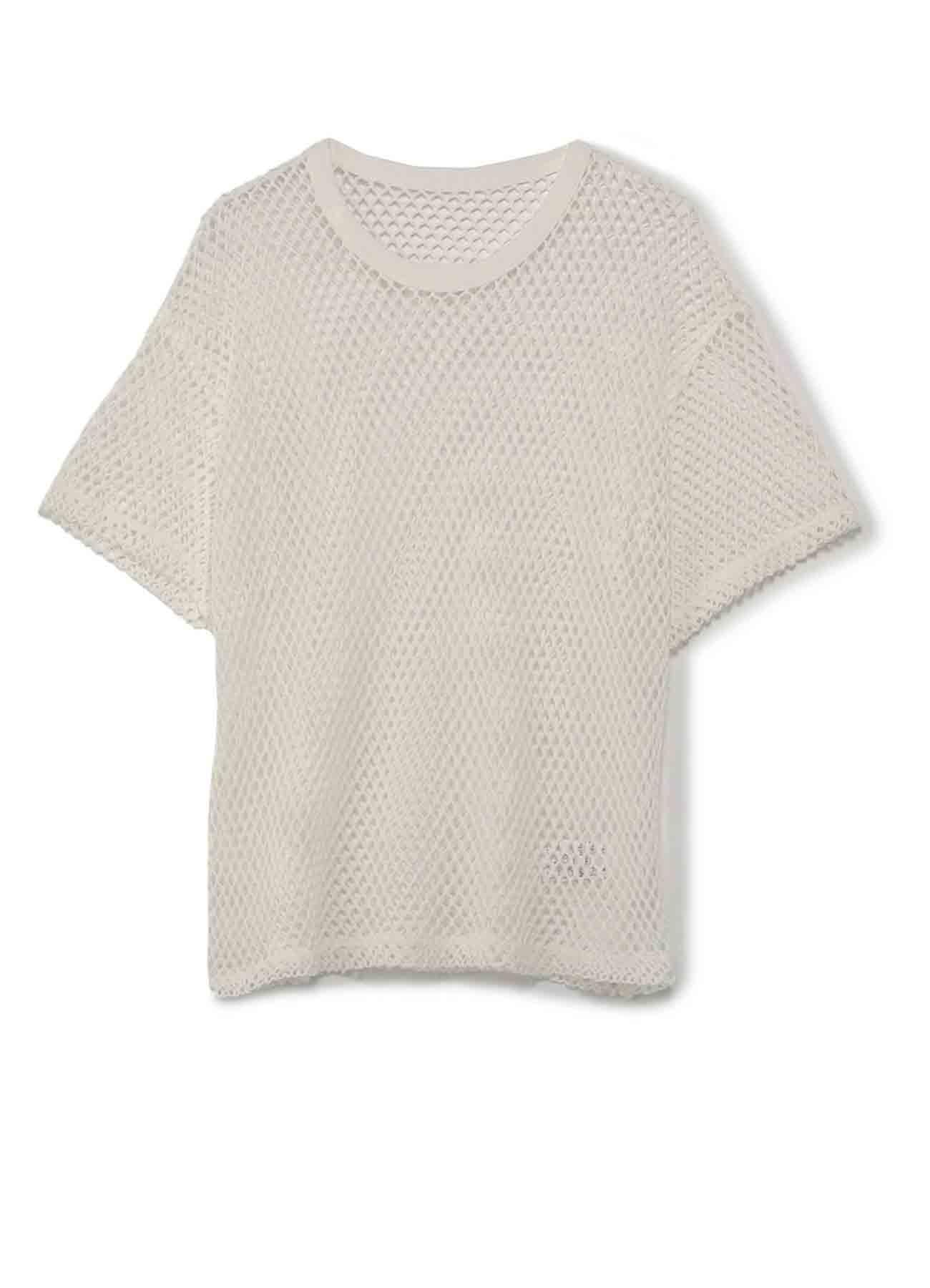 ビッグメッシュ 半袖Tシャツ