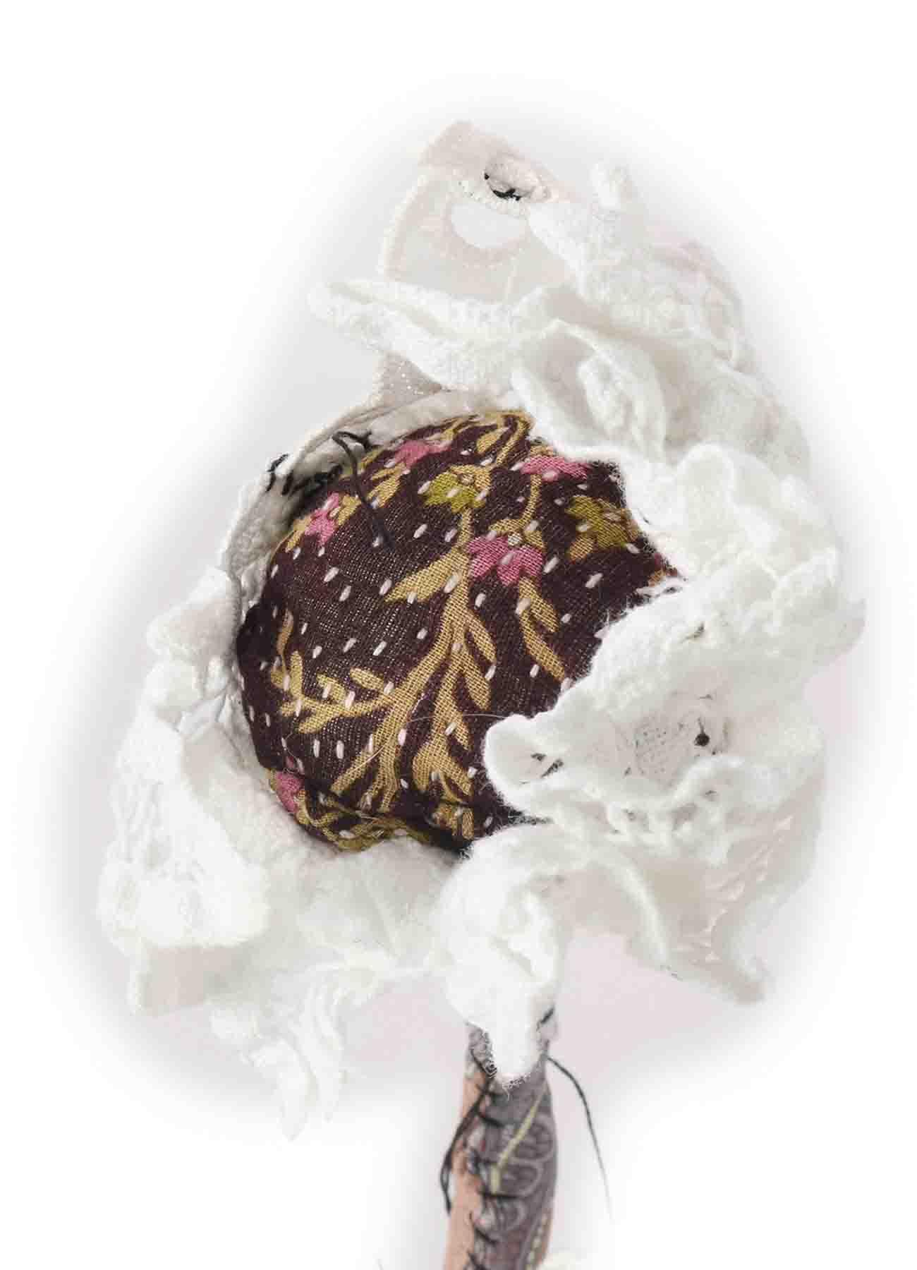 Fleur フラワー PIECE UNIQUE KAYO NAKAMURA by Y's×Anne-Valerie Dupond