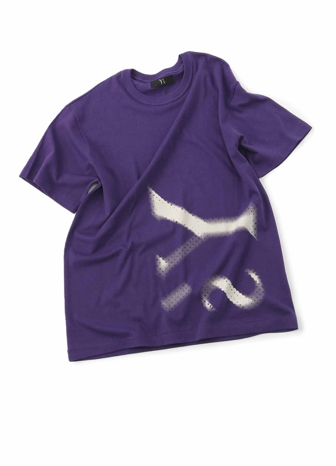 -Online EXCLUSIVE- Y's logo T-shirt