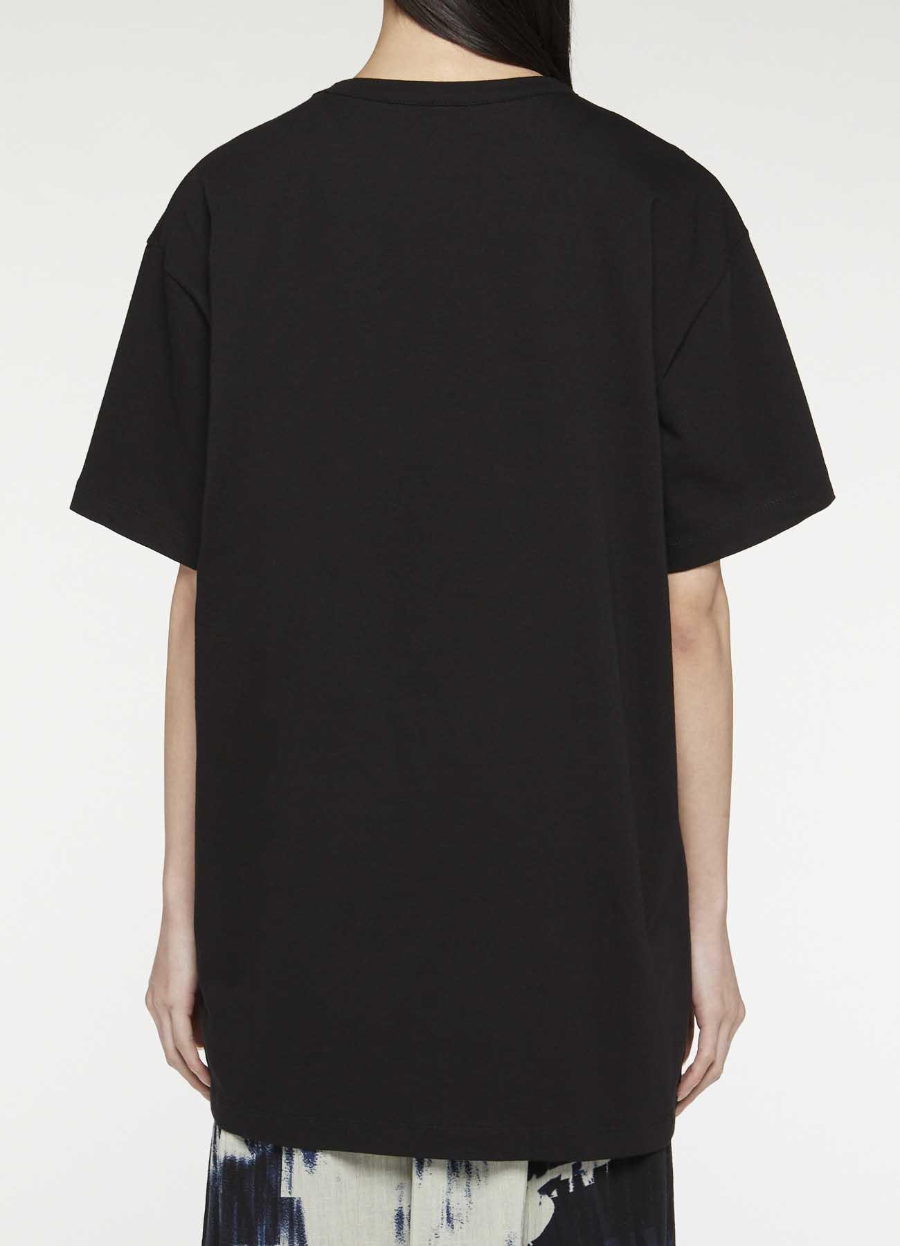 立体印花 × 刺绣 短袖T恤 · 宽松版