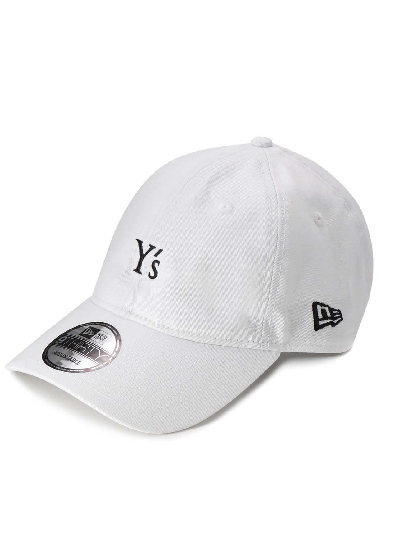Y's x NEWERA 9THIRTY[WHITE x BLACK]
