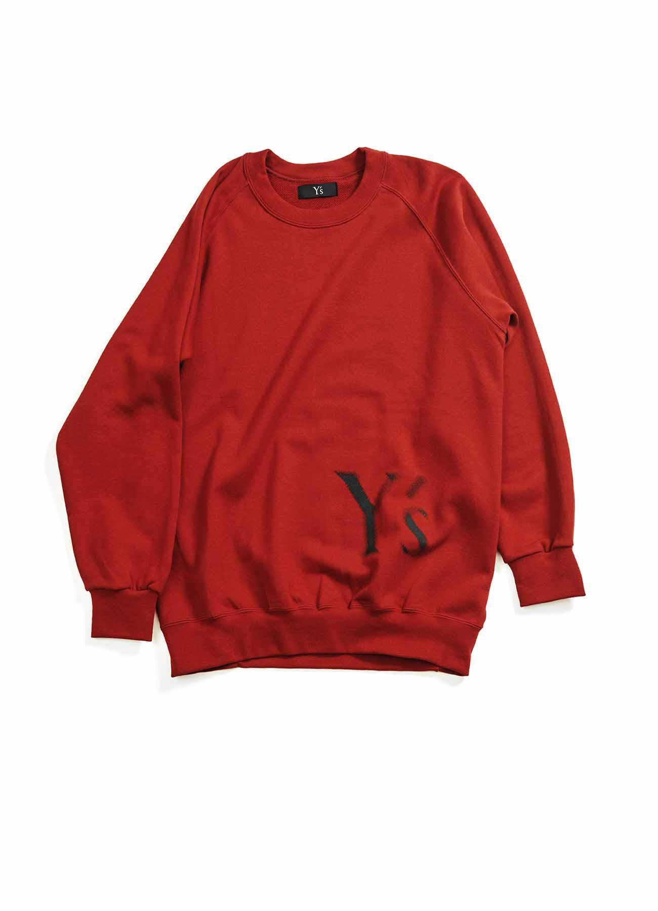 -Online EXCLUSIVE- Y's logo Sweat