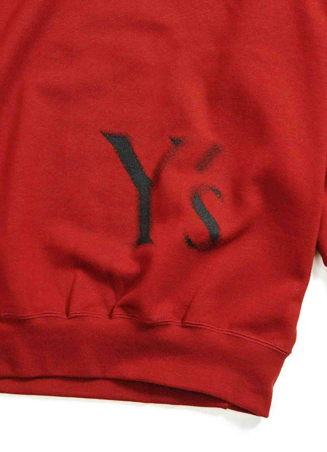 THE SHOP Limited product Y's logo Sweat