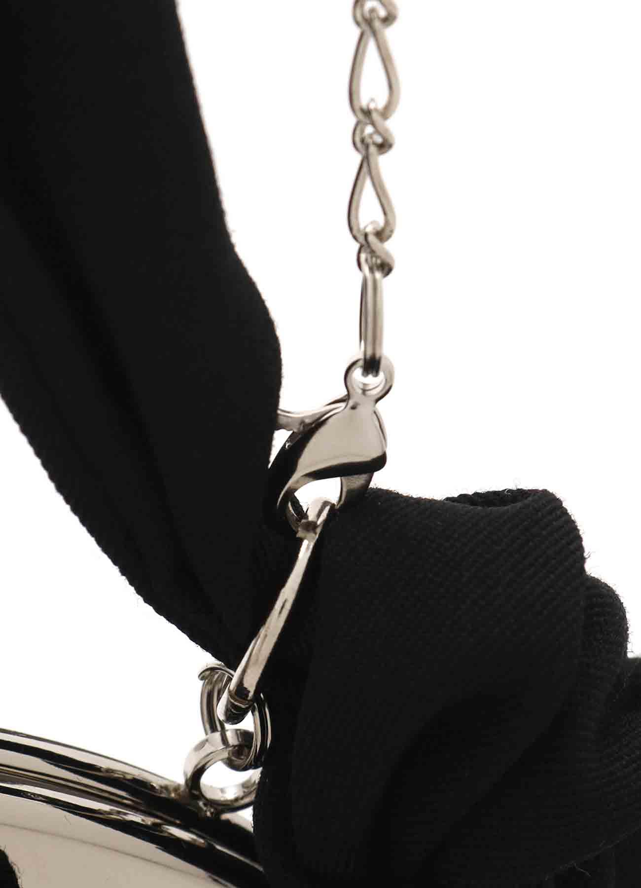 GABARDINE COMBI CLASP GATHER ACCESSORY CASE
