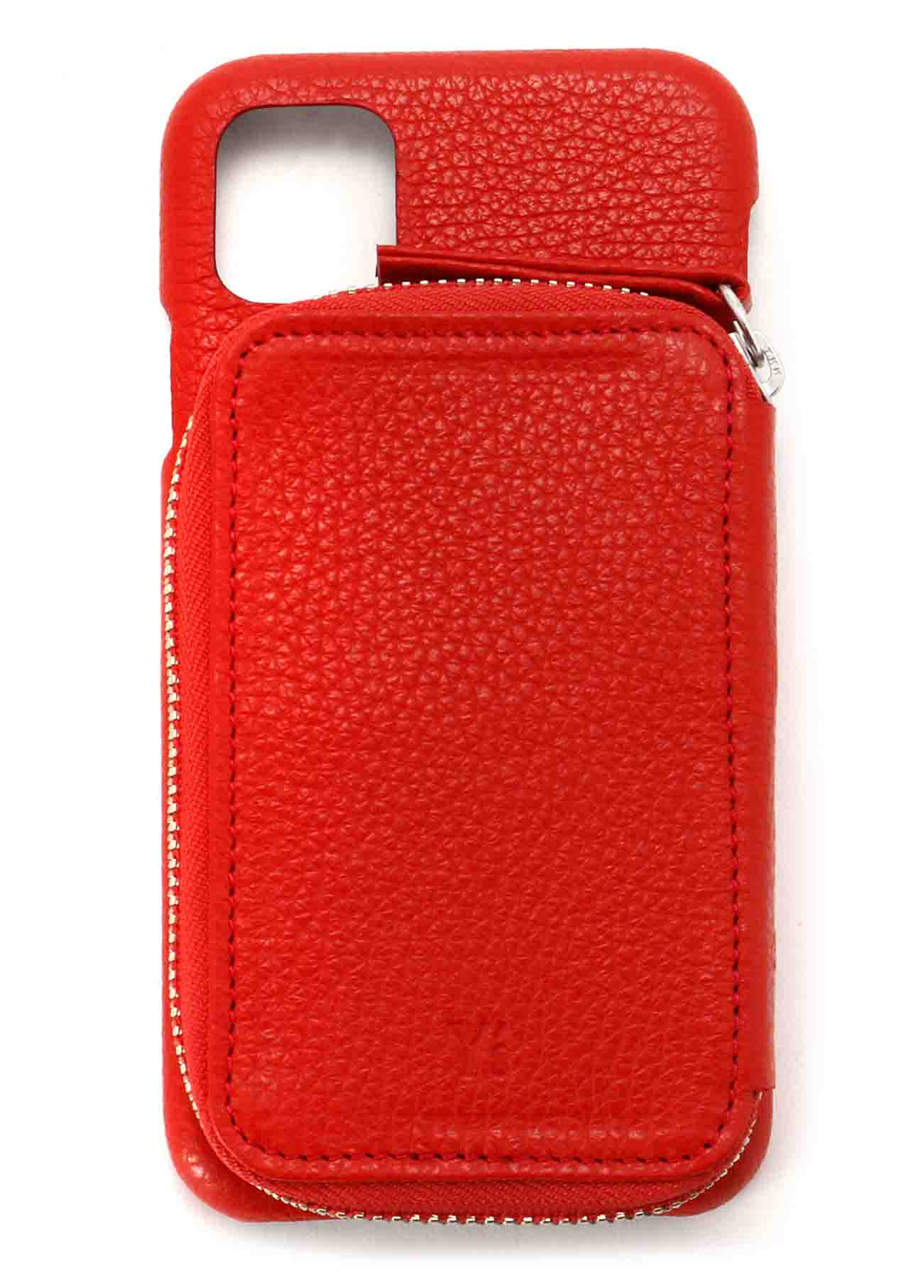 COLOR SHRINK iphoneCASE WITH CARD CASE