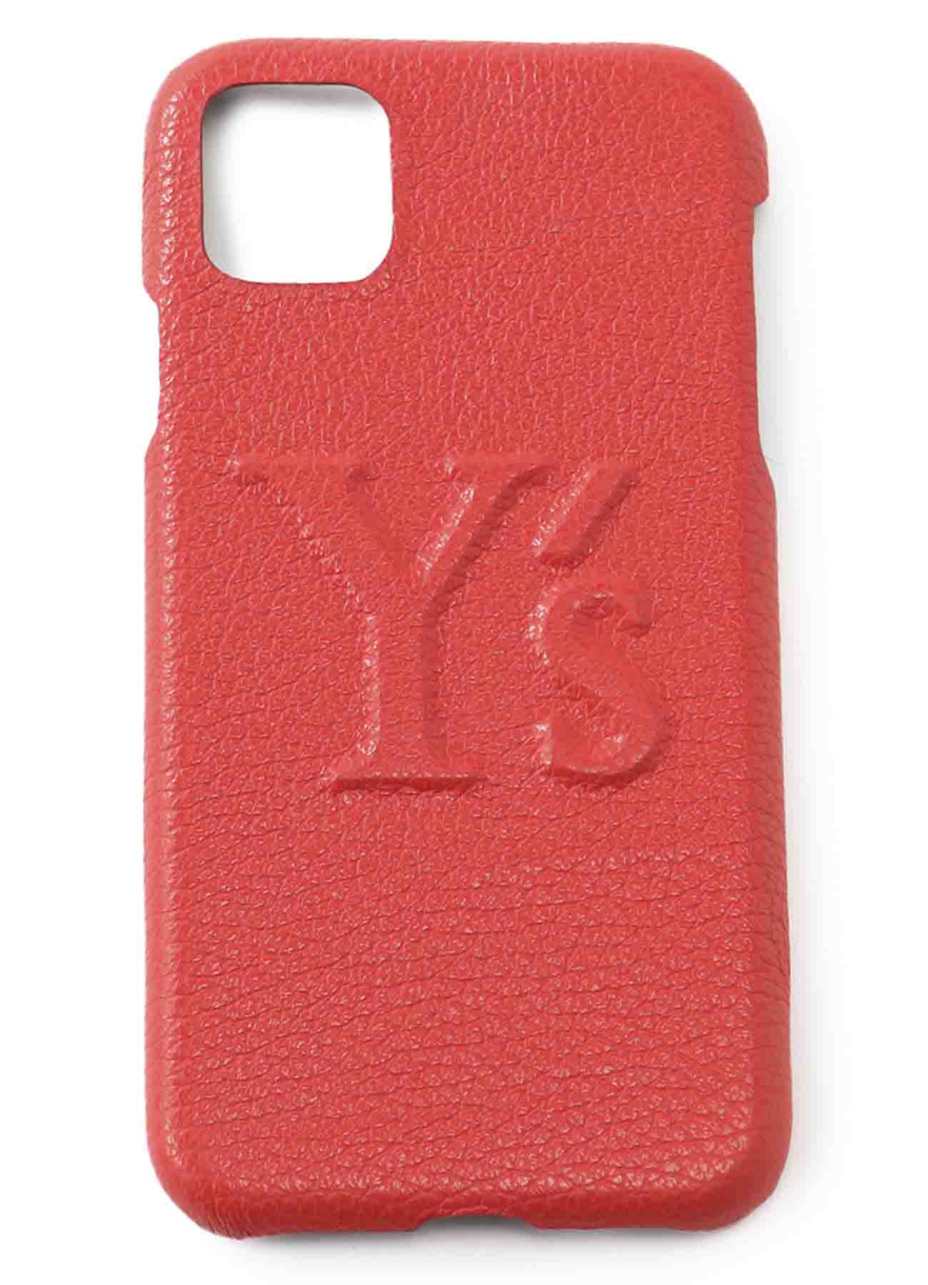 COLOR SHRINK EMBOSS iPhone CASE