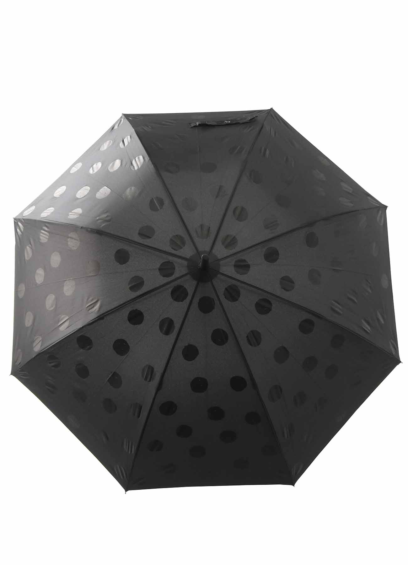 DOT WATER PROOF NYLON Y's LONG UMBRELLA