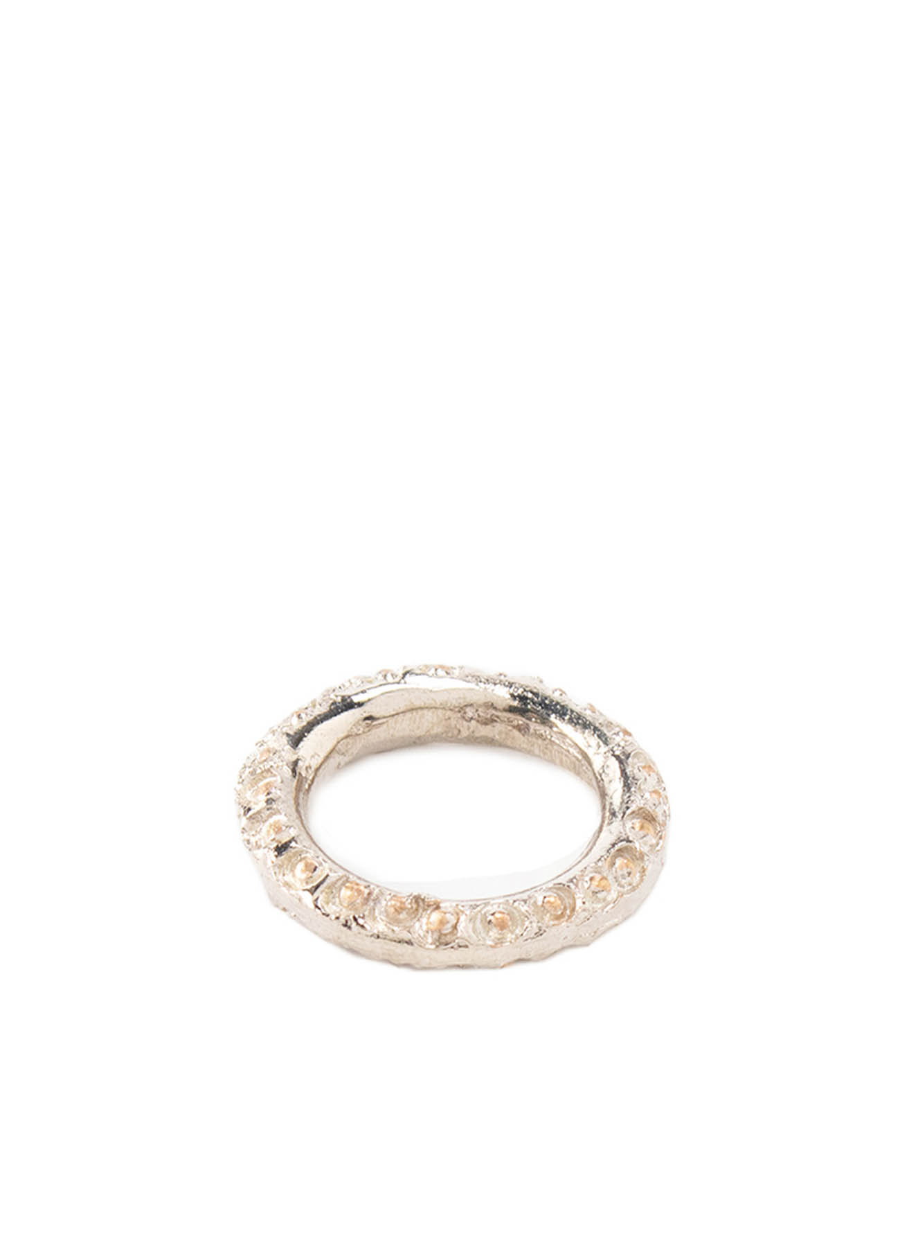 FMS SILVER Y's PINK S.V.B RING D