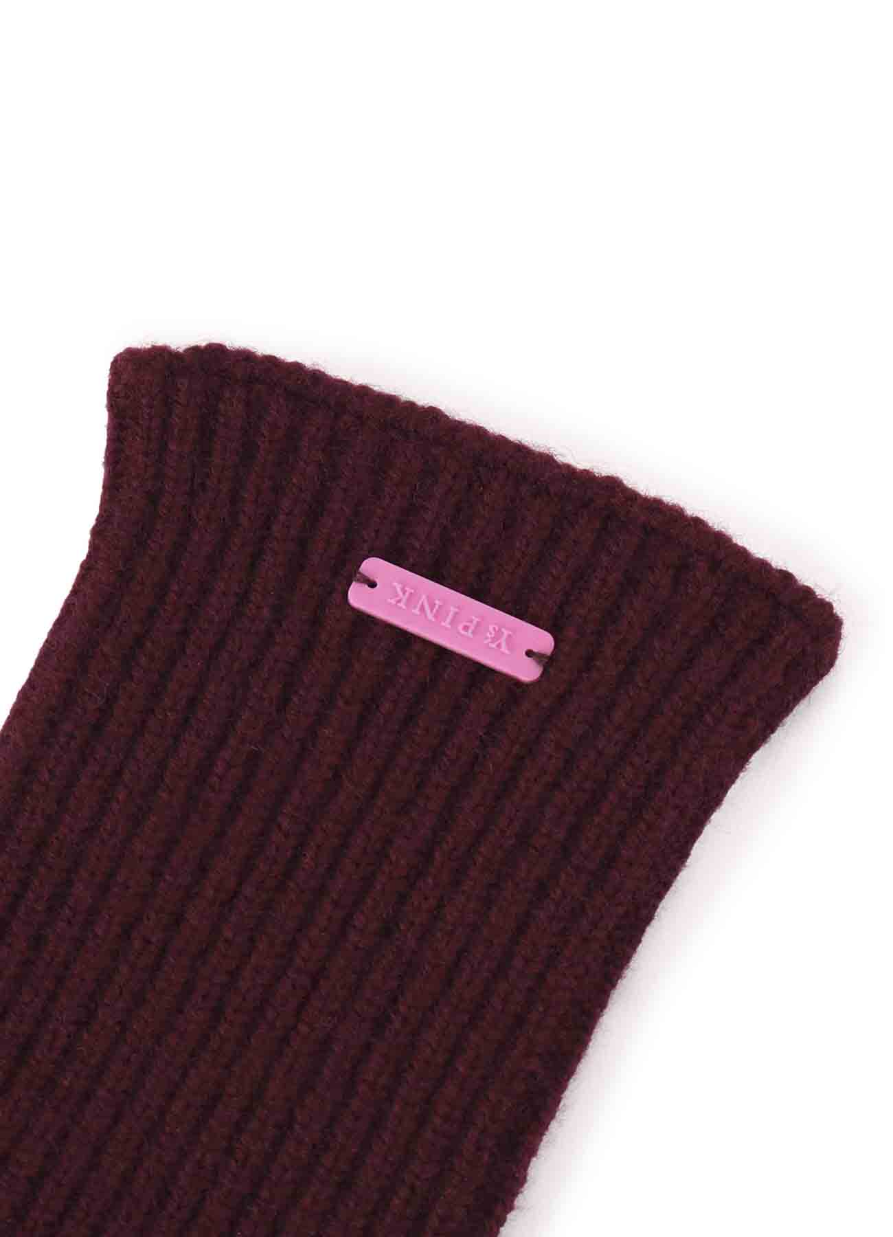 Y'sPINK COOMA LAMBS ARM WARMER
