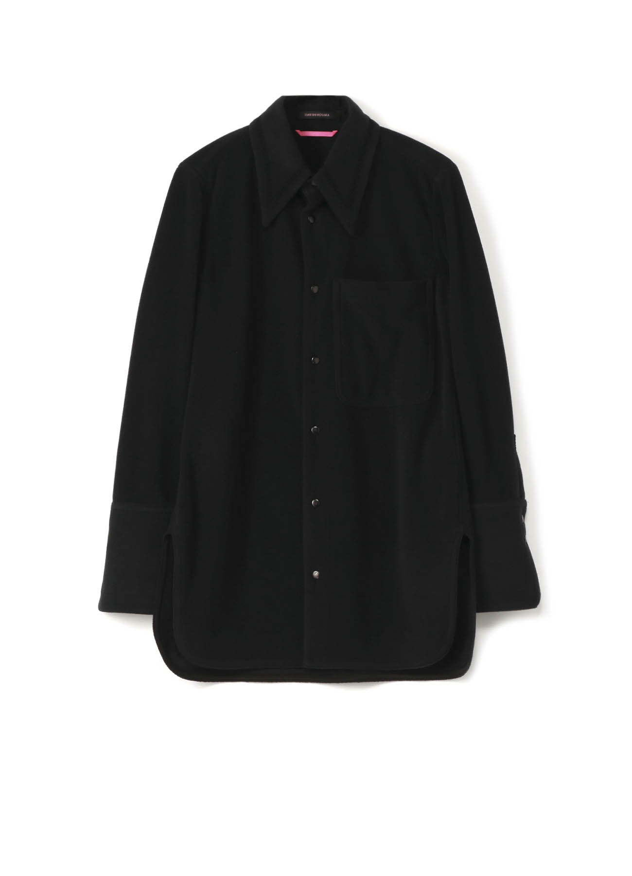 Y'sPINK TOSCANA FLEECE SHIRT