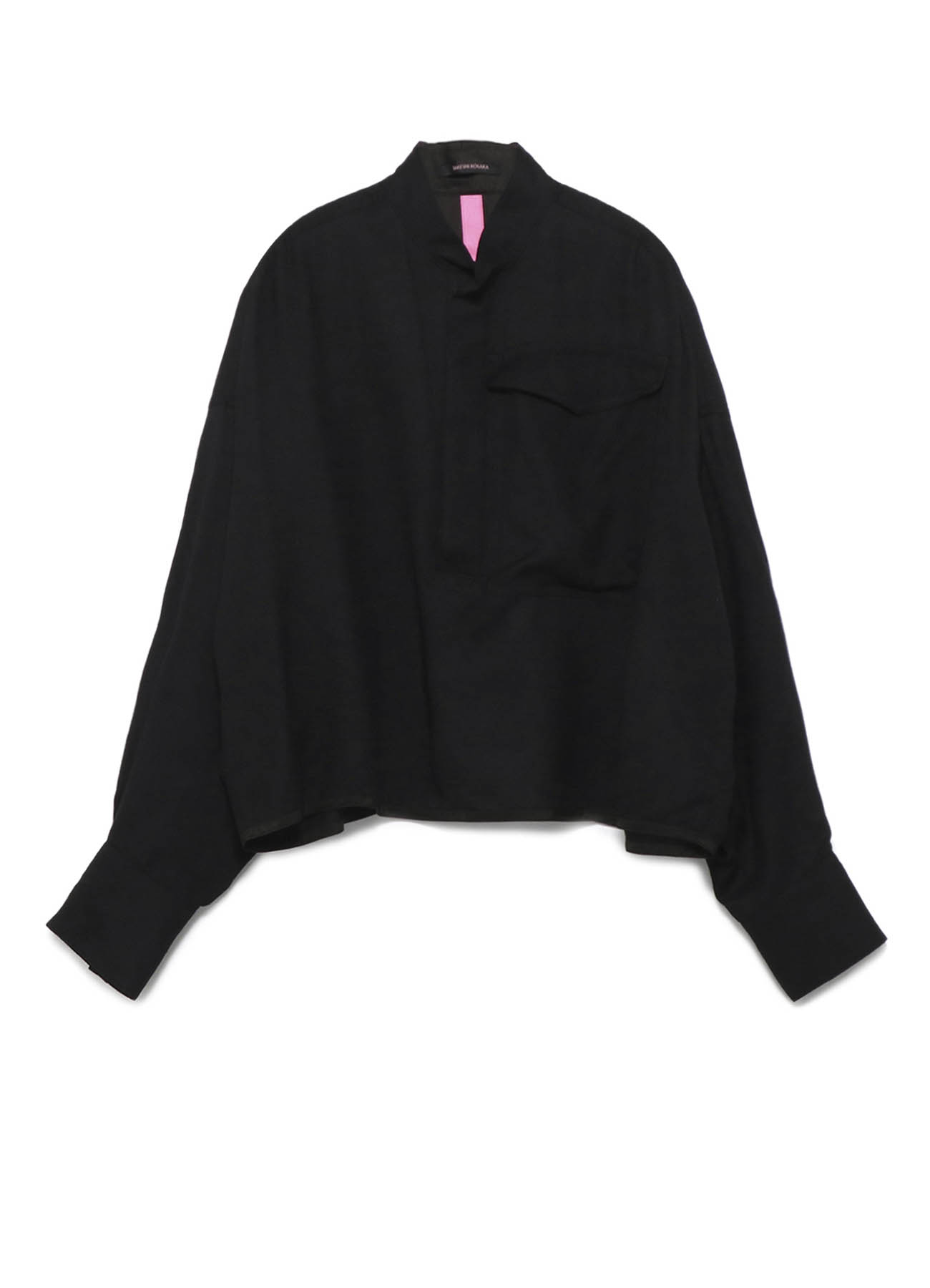 Y'sPINK VIYELLA PULL OVER