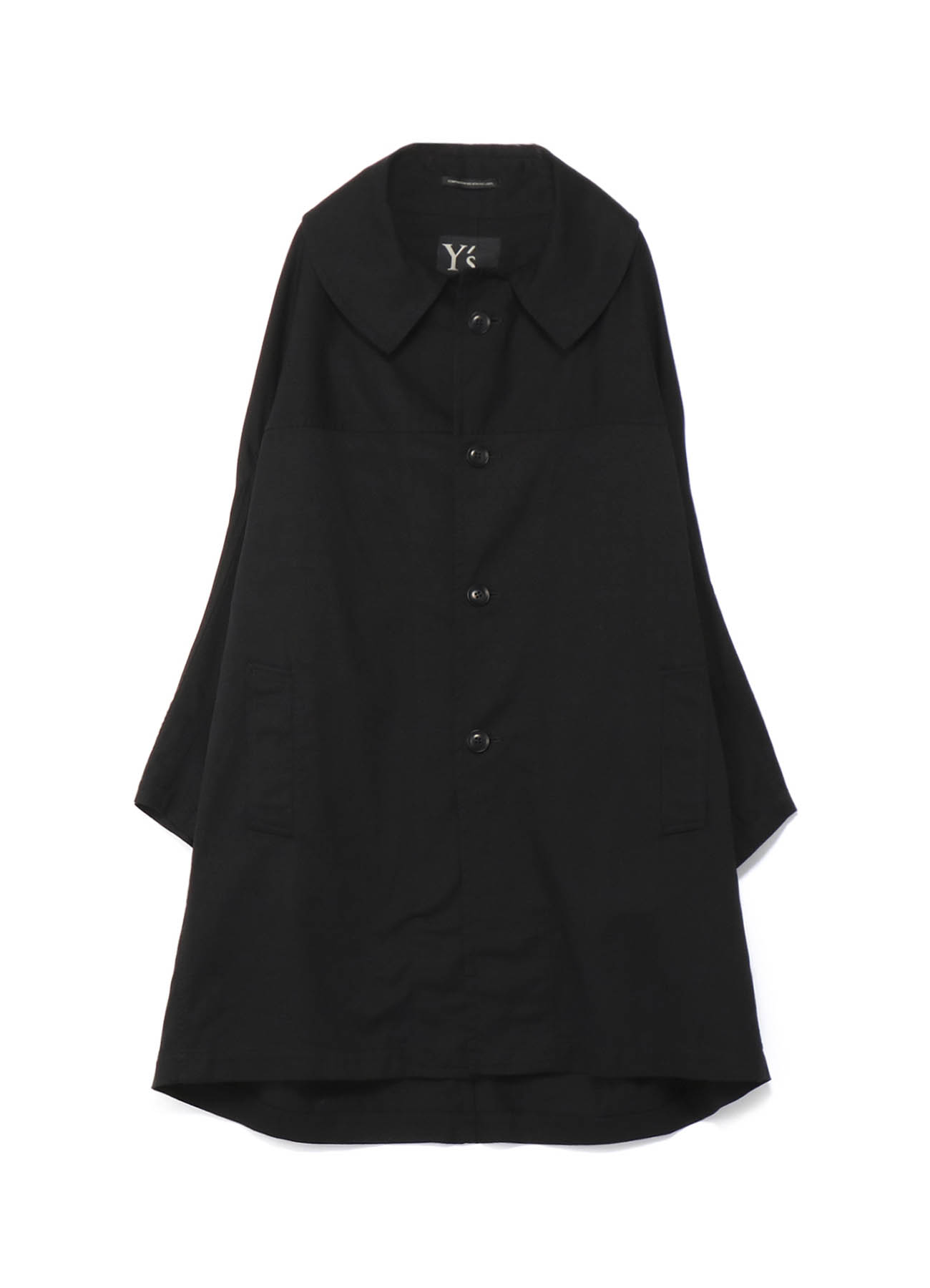 Y's-BORN PRODUCT DESIGN SLEEVE COAT