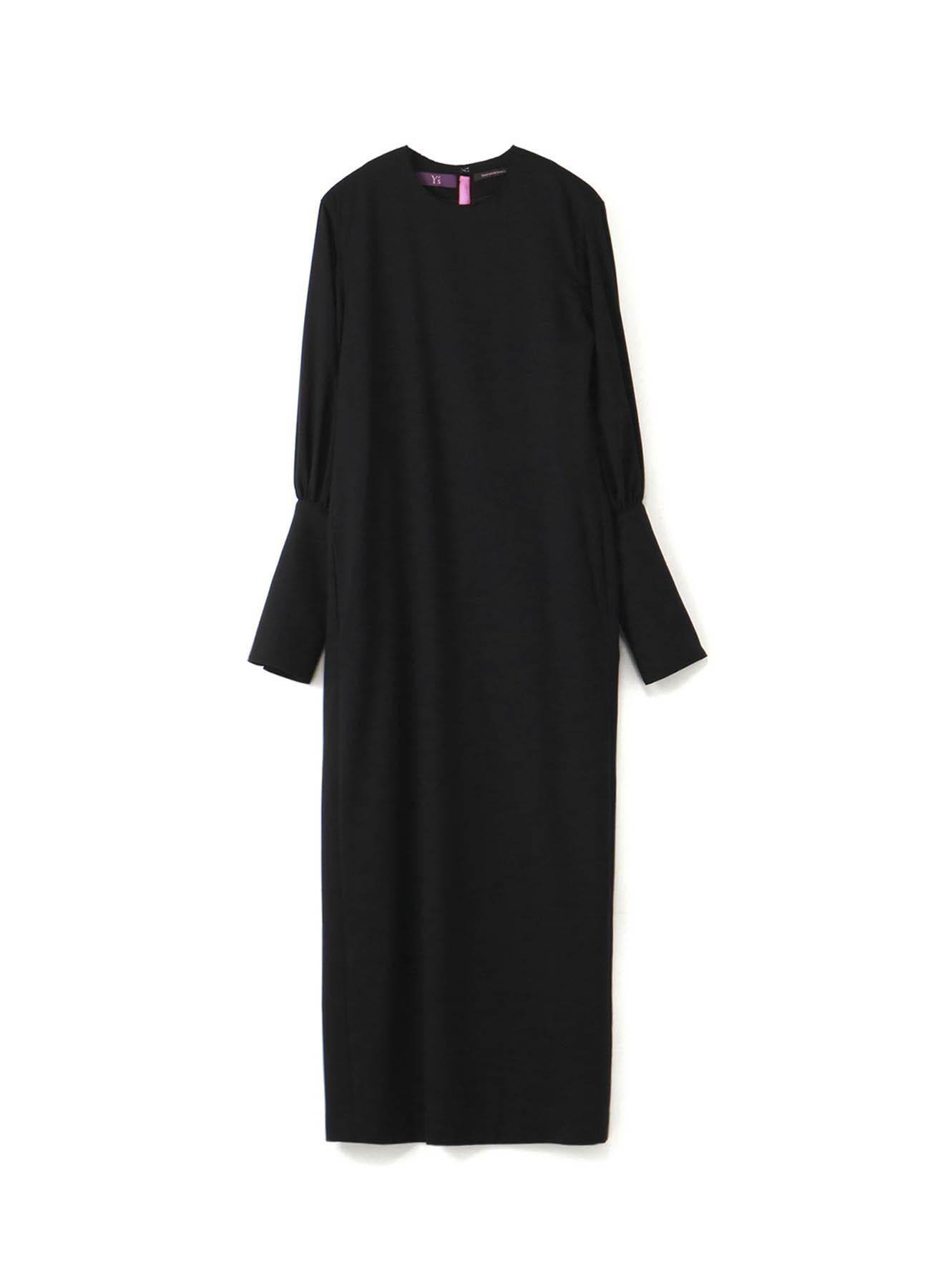 Y'sPINK GEORGETTE LONG DRESS