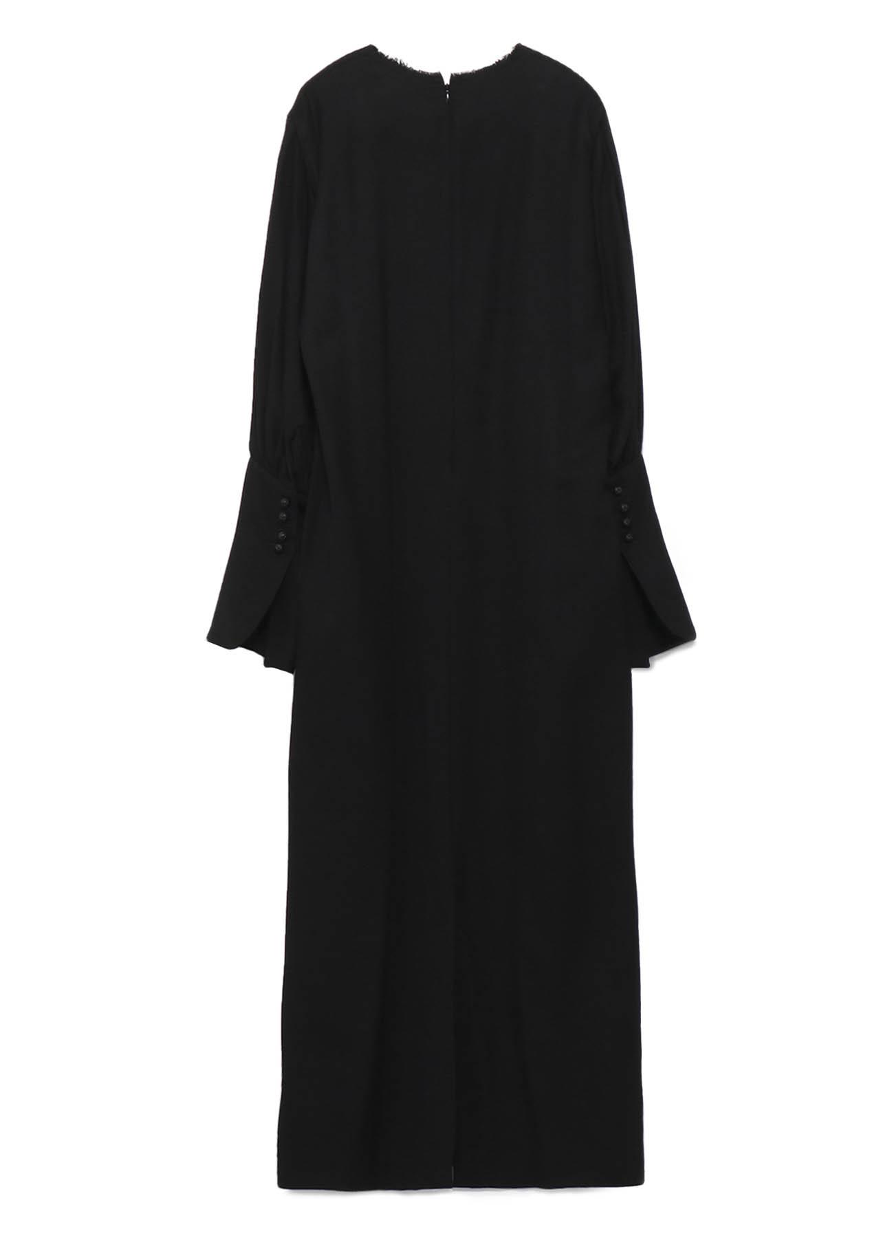 Y'sPINK VIYELLA LONG DRESS