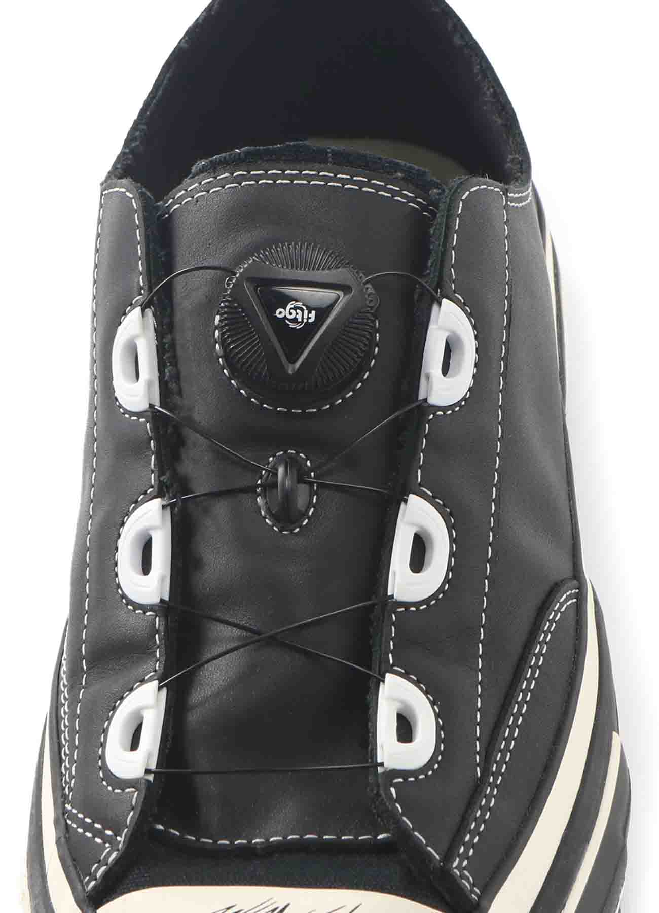 Y's x VESSEL SNEAKER MENS COLOR SMOOTH LEATHER